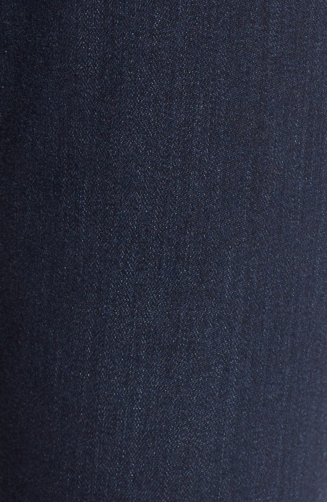 'Krista' Super Skinny Jeans,                             Alternate thumbnail 5, color,                             408