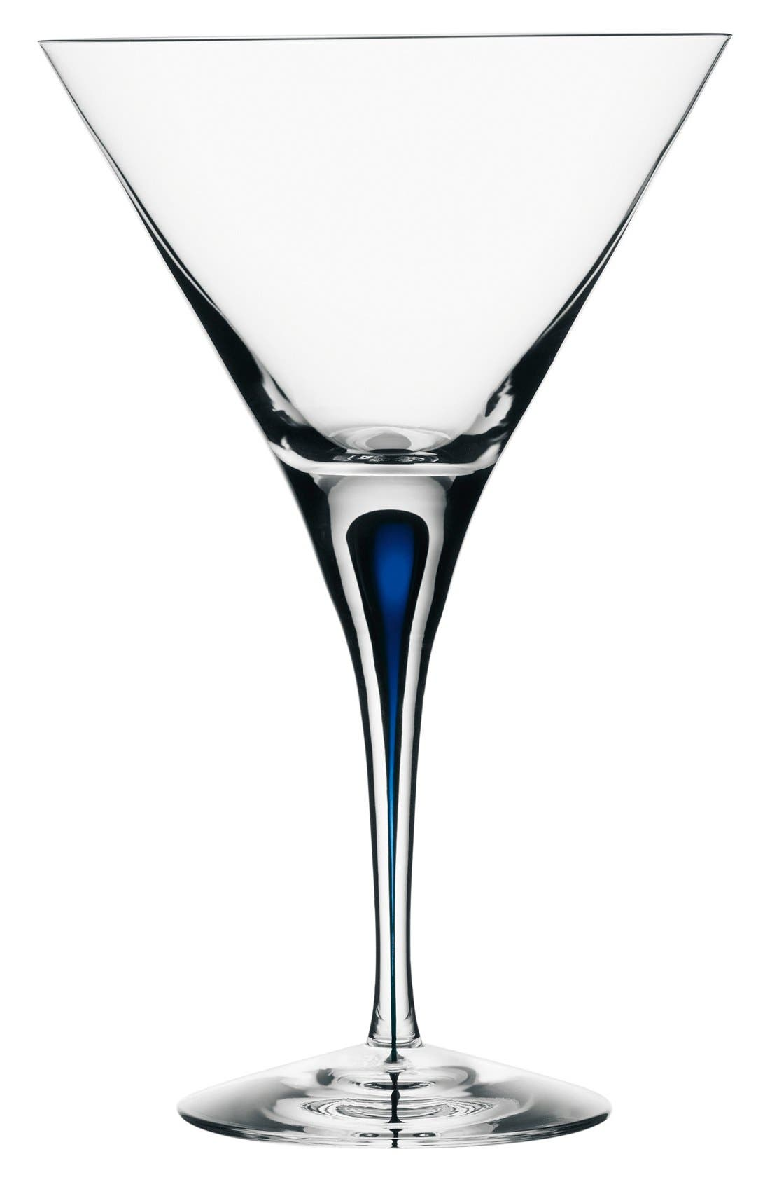 'Intermezzo' Martini Glass,                             Main thumbnail 2, color,