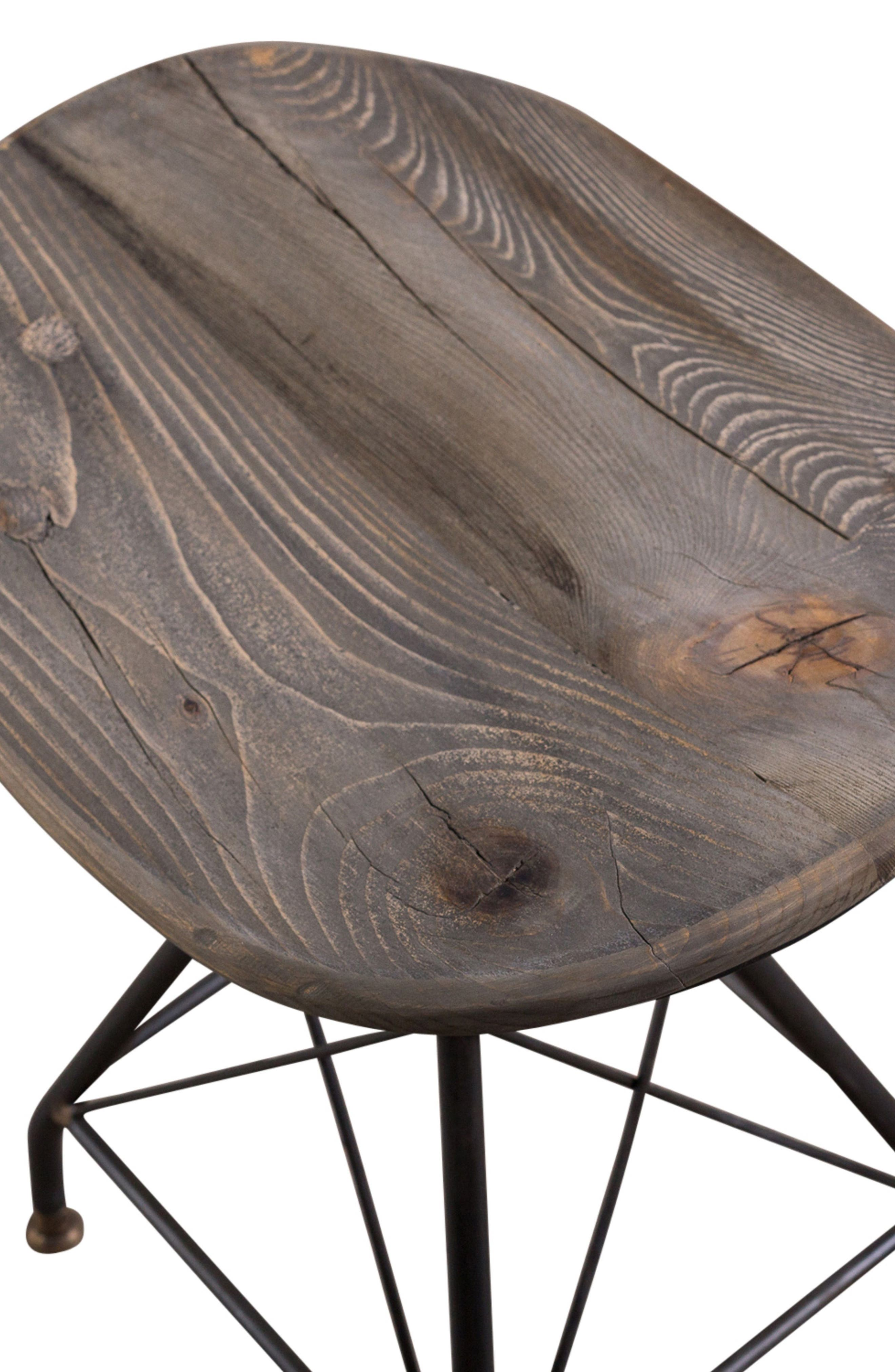 Goa Stool,                             Alternate thumbnail 2, color,                             SMOKY PINE