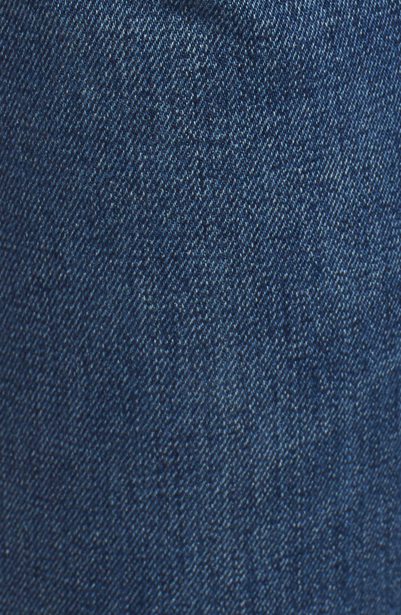 The Original Straight Leg Jeans,                             Alternate thumbnail 6, color,                             472
