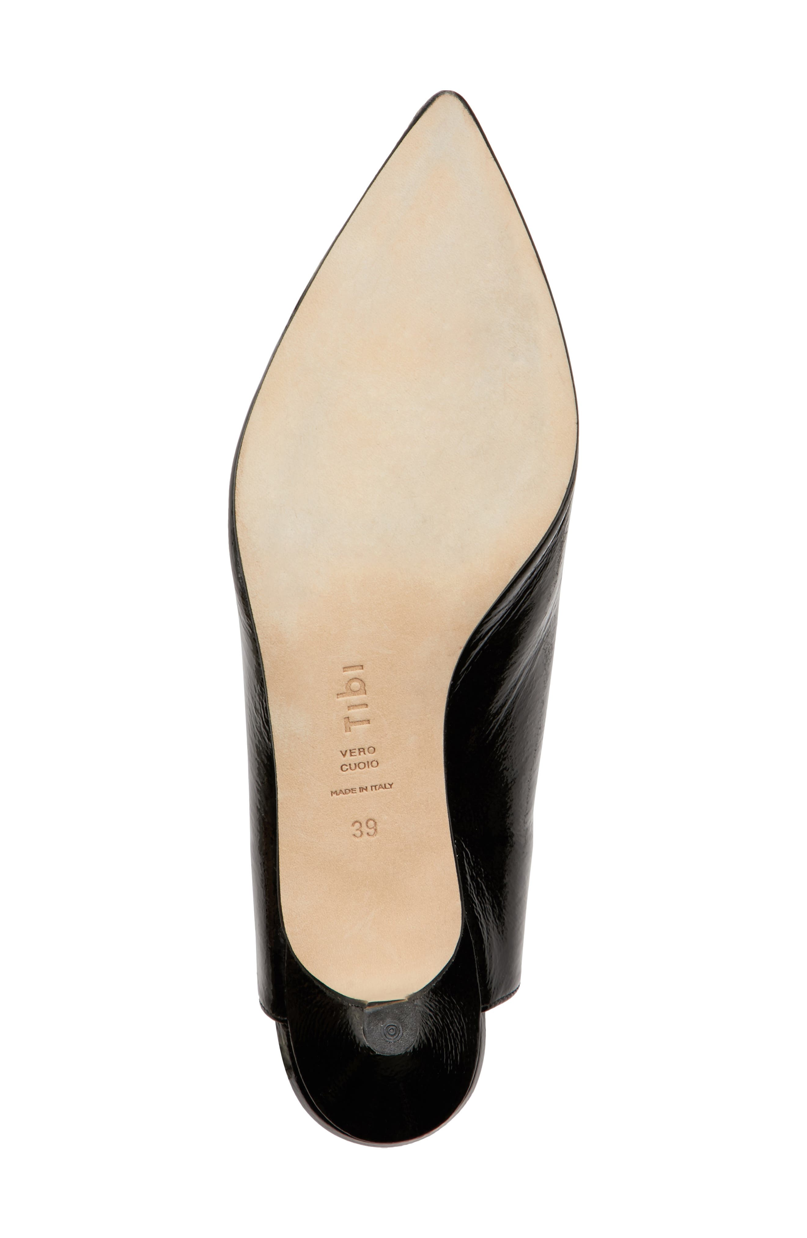Jase Pointy Toe Mule,                             Alternate thumbnail 6, color,
