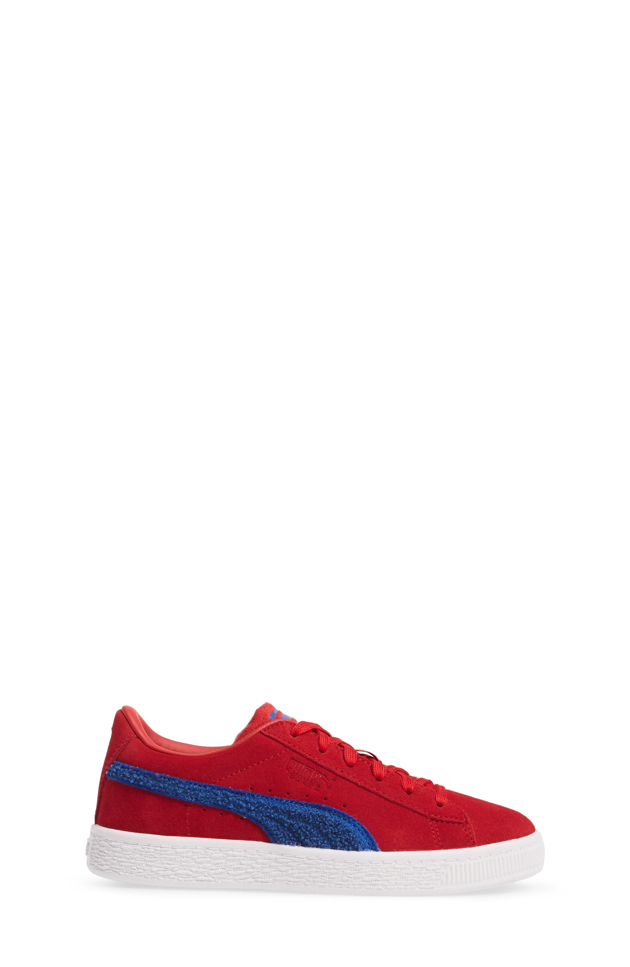 Classic Terry Sneaker,                             Alternate thumbnail 3, color,                             600