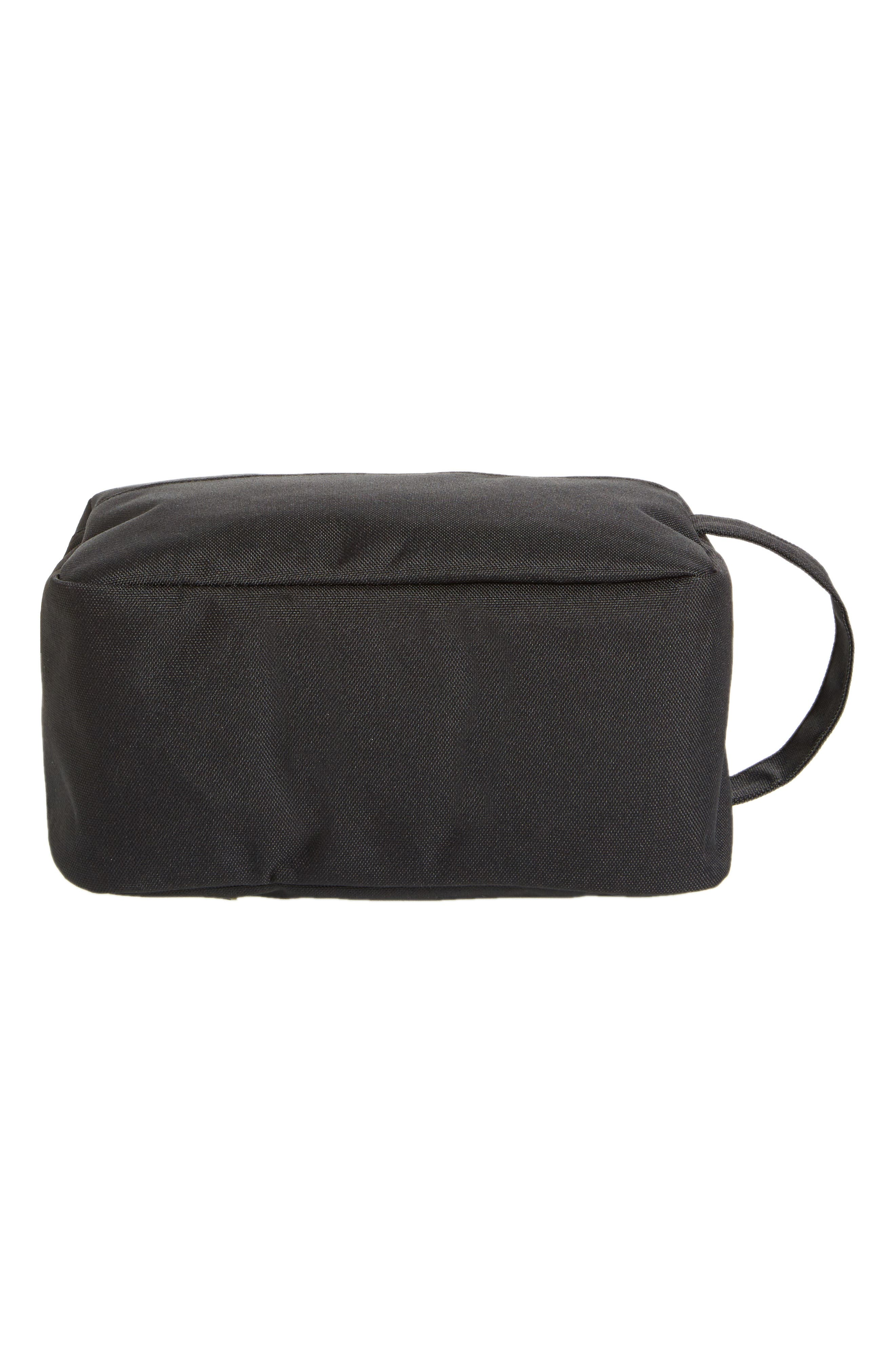 Chapter Toiletry Case,                             Alternate thumbnail 5, color,                             BLACK