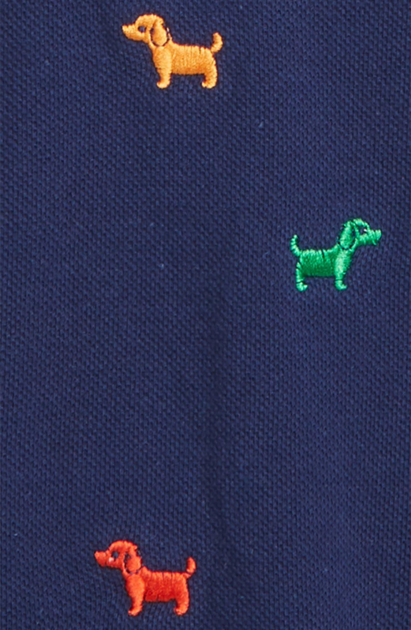 Puppy Romper & Hat Set,                             Alternate thumbnail 2, color,                             415