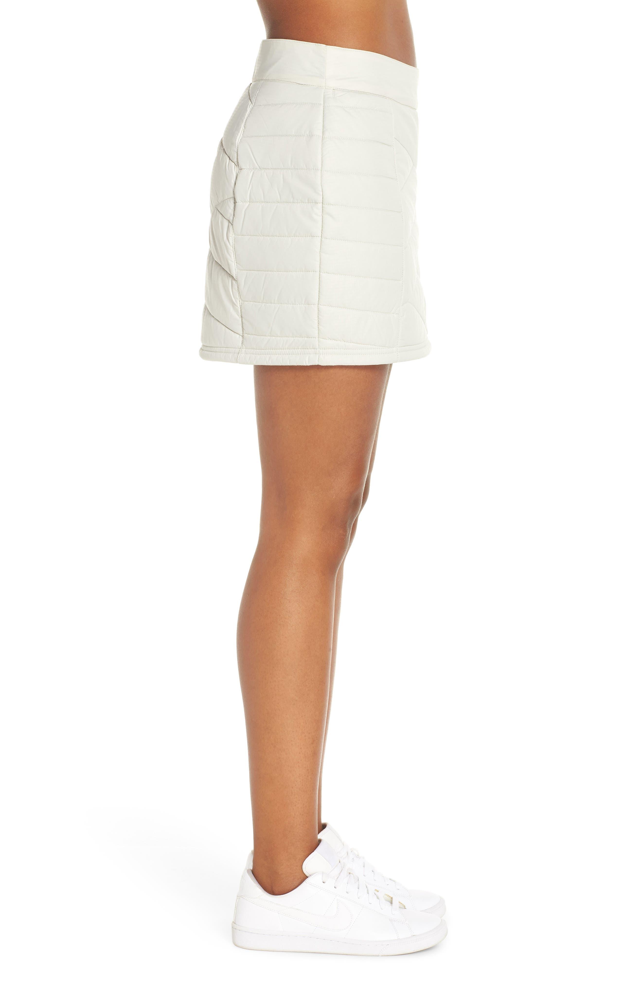 SMARTWOOL,                             Smartloft 120 Quilted Skirt,                             Alternate thumbnail 3, color,                             025