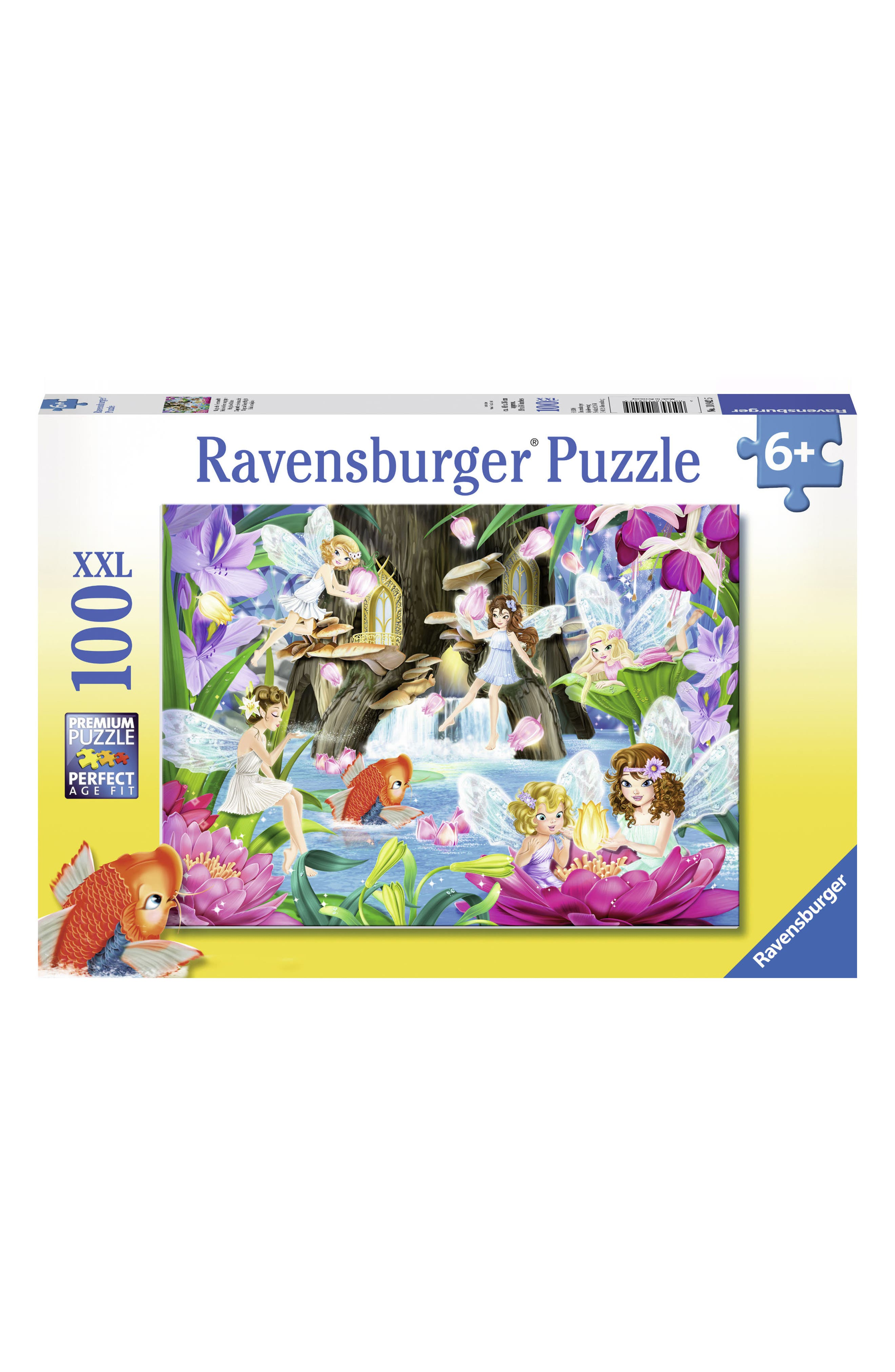 Magical Fairy Night 100-Piece Puzzle,                             Main thumbnail 1, color,
