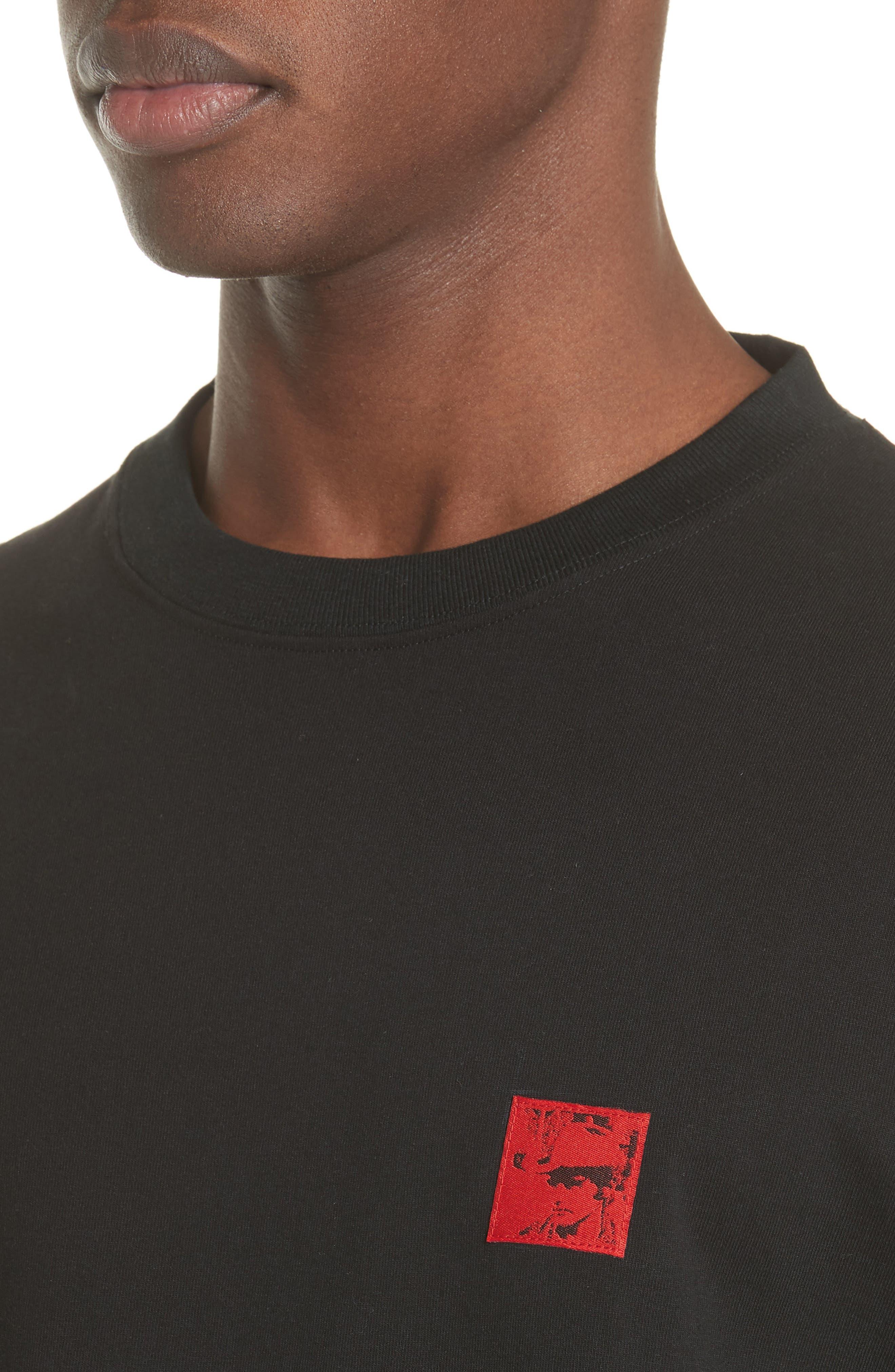 Dennis Hopper T-Shirt,                             Alternate thumbnail 4, color,                             001