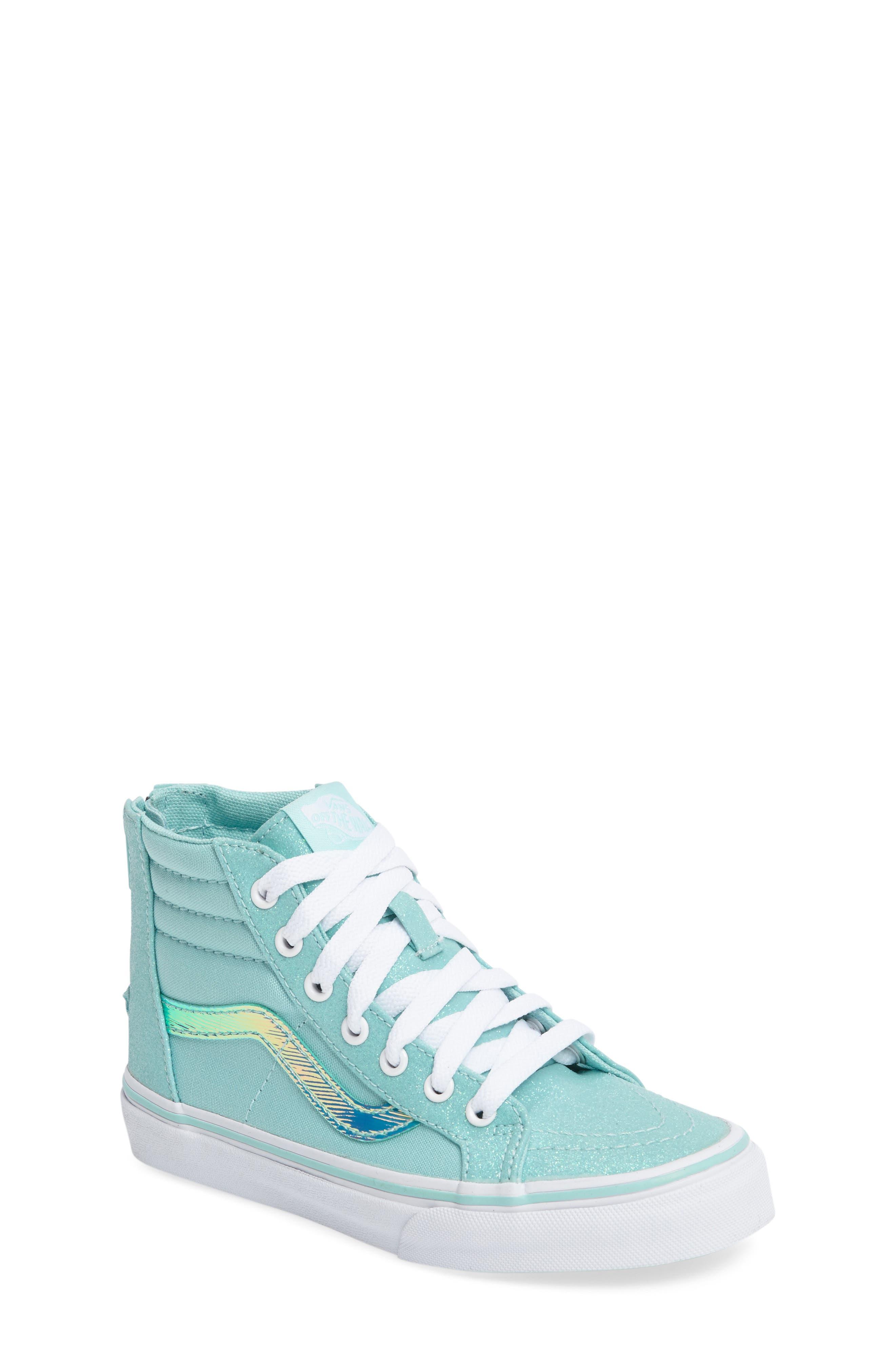 Sk8-Hi Zip Sneaker,                             Main thumbnail 1, color,                             450