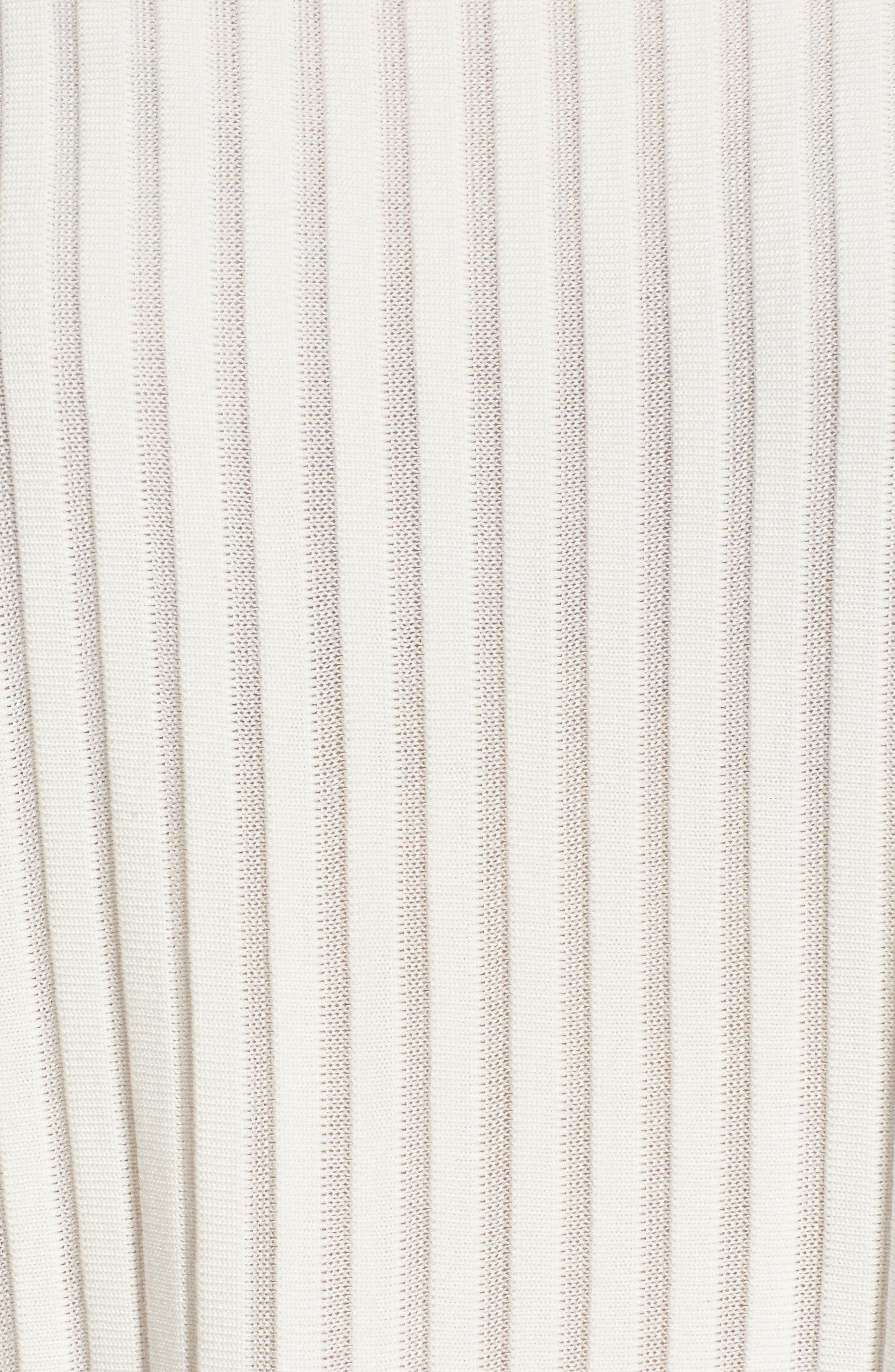 Ribbed Bateau Neck Sweater,                             Alternate thumbnail 18, color,