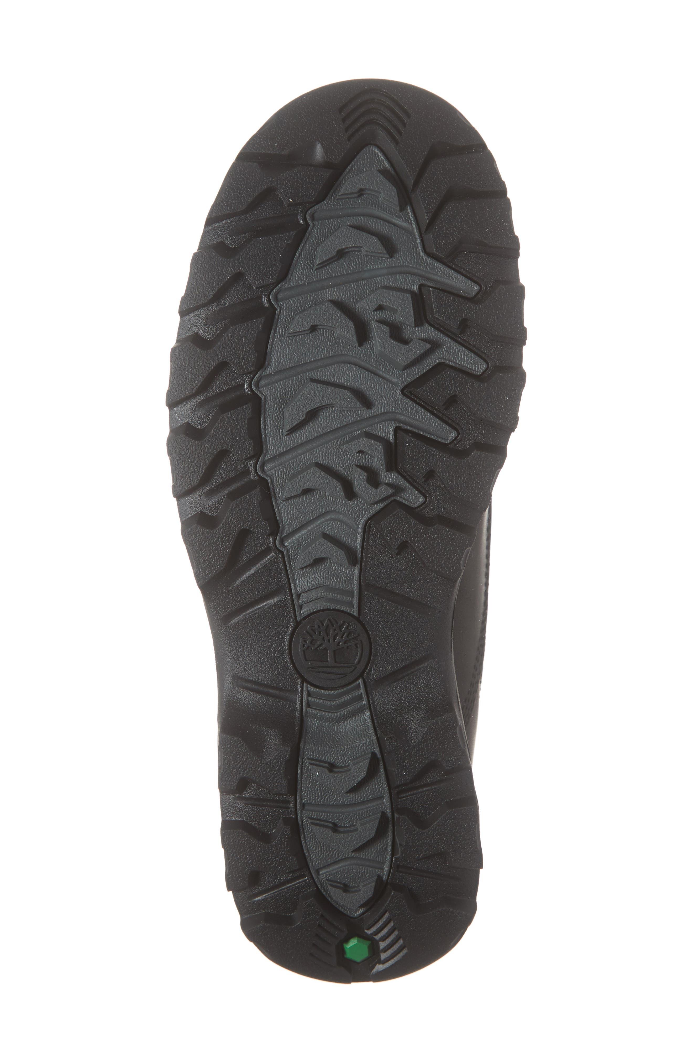 TIMBERLAND,                             Chocorua Trail Gore-Tex<sup>®</sup> Waterproof Hiking Boot,                             Alternate thumbnail 6, color,                             BLACK FULL GRAIN GORE TEX