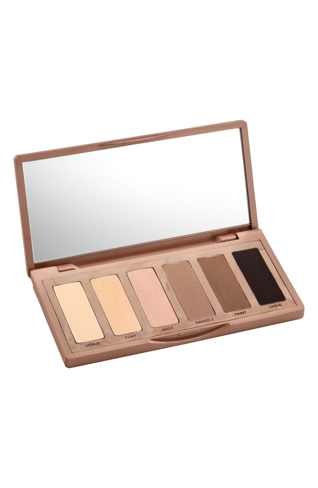 Naked Basics Palette,                         Main,                         color, 002