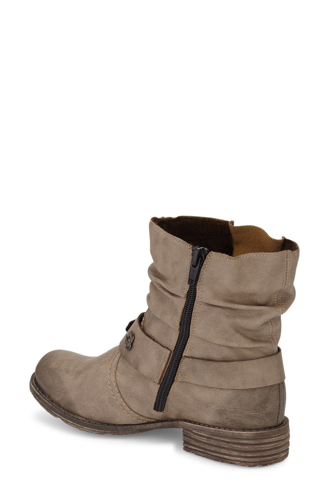 Rieker Antistress 'Peggy' Boot,                             Alternate thumbnail 7, color,