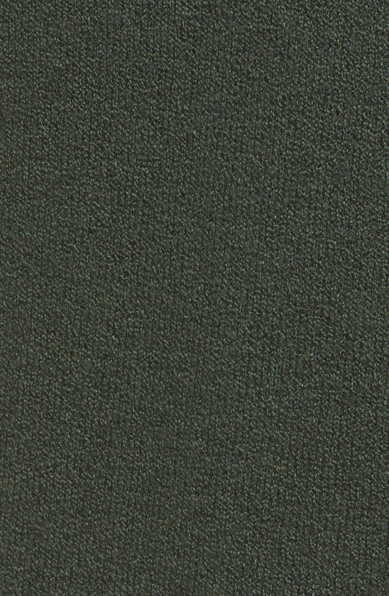 Rib Trim Long Cardigan,                             Alternate thumbnail 23, color,