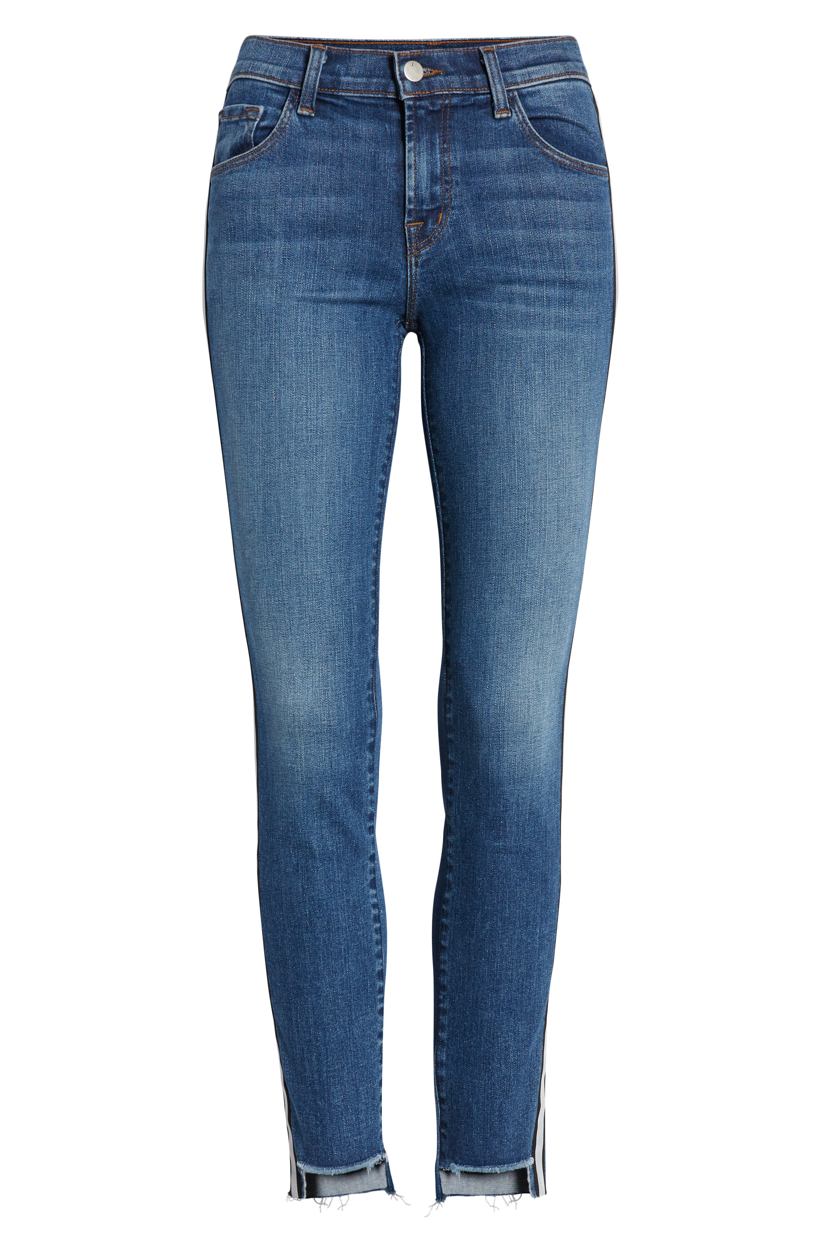 811 Skinny Jeans,                             Alternate thumbnail 7, color,                             REFLECTING
