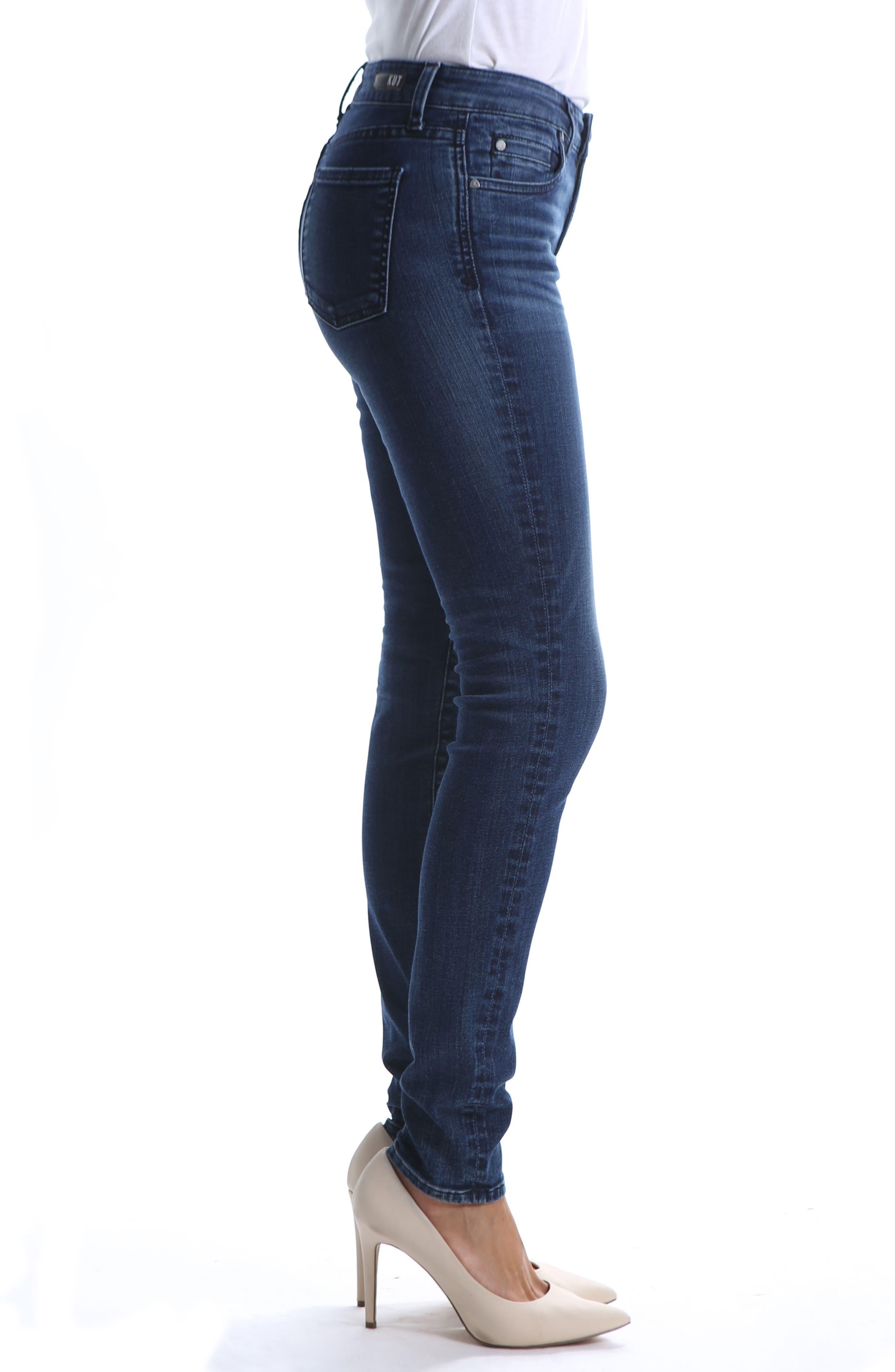 Diana Skinny Jeans,                             Alternate thumbnail 3, color,                             PREPAREDNESS