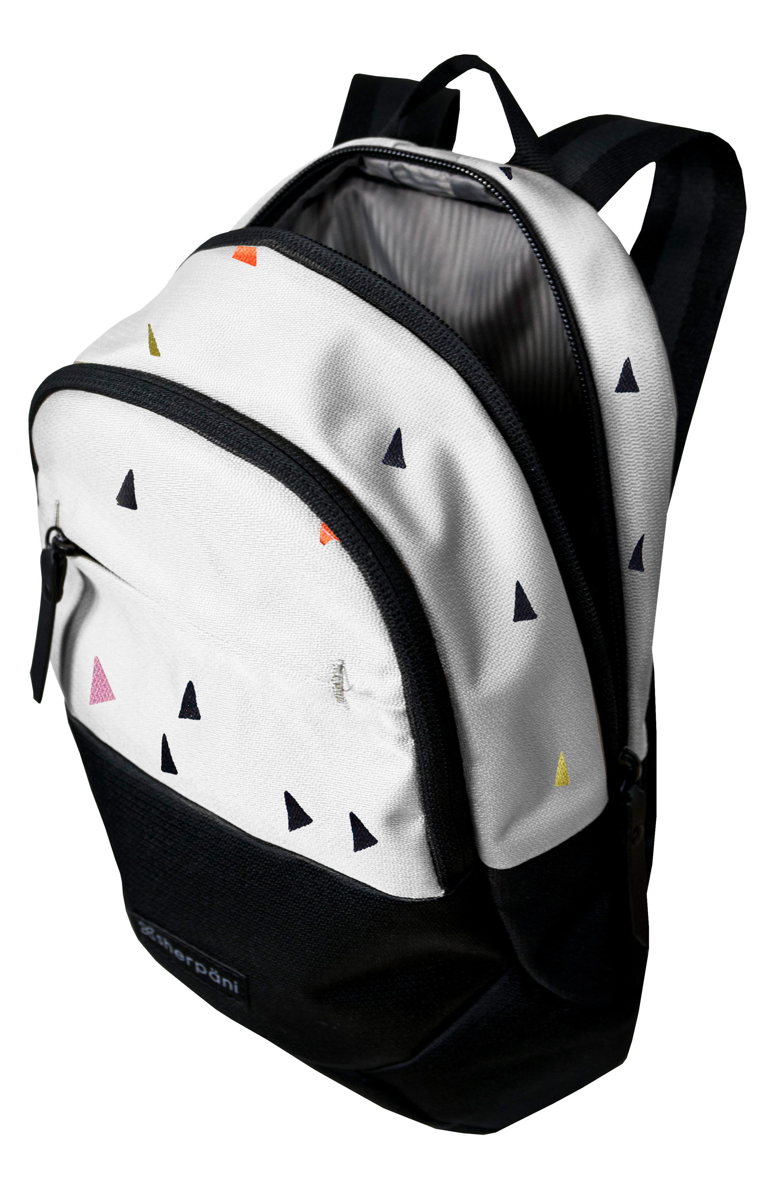 Mini Dash RFID Backpack,                             Alternate thumbnail 4, color,                             TRU NORTH