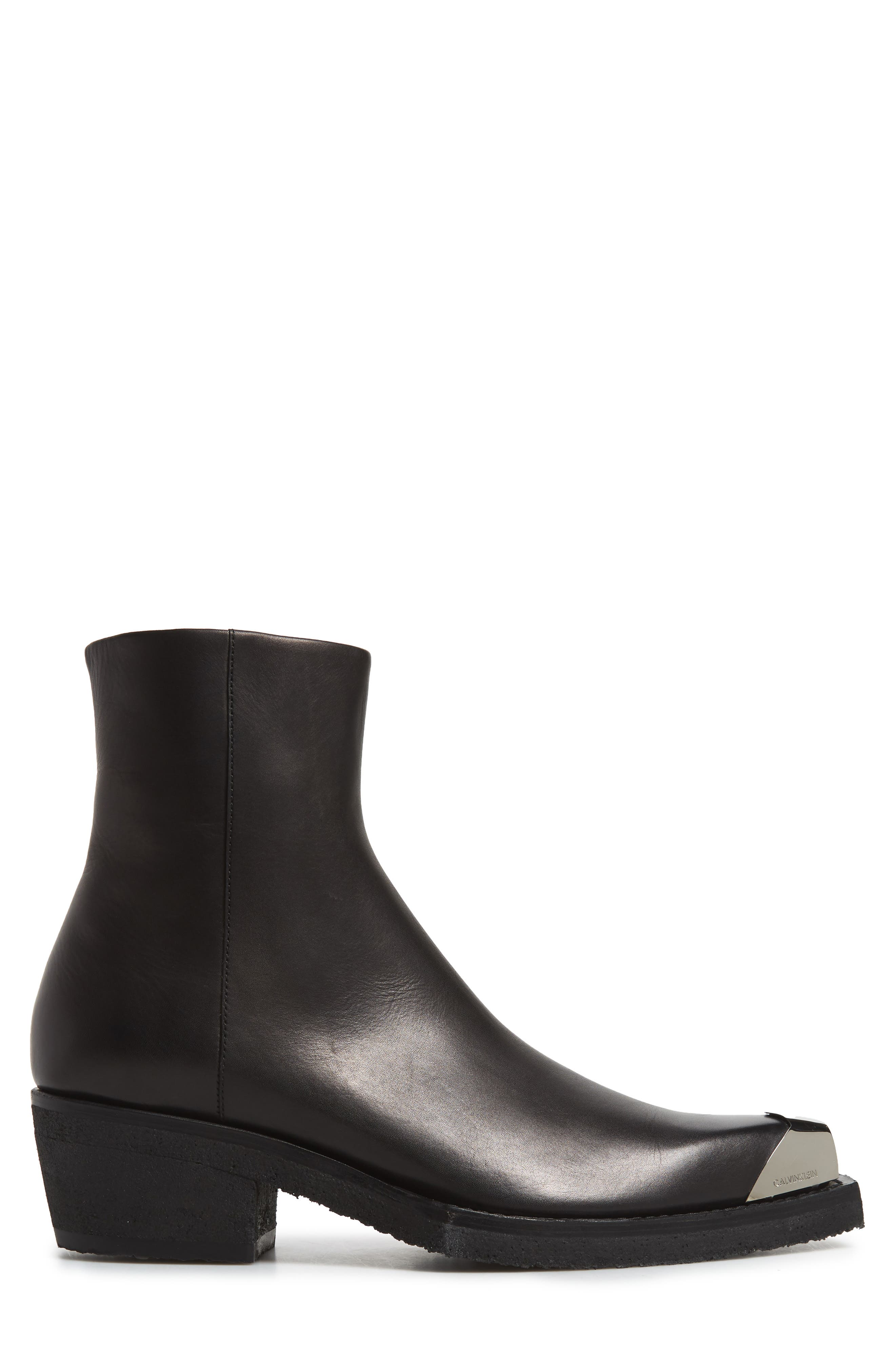 Cal Clute Boot,                             Alternate thumbnail 3, color,                             001