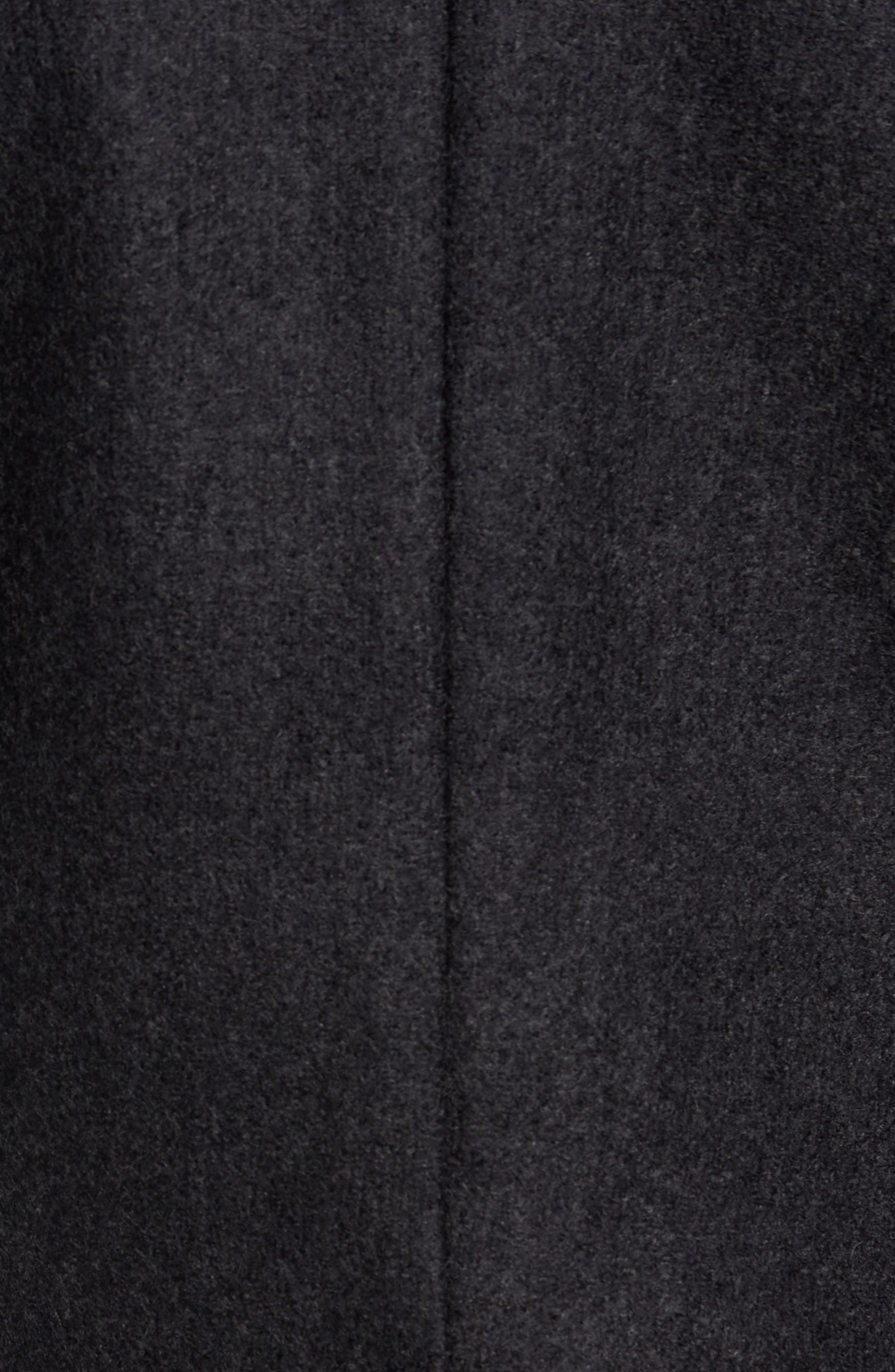 Bond Wool Peacoat,                             Alternate thumbnail 6, color,                             010