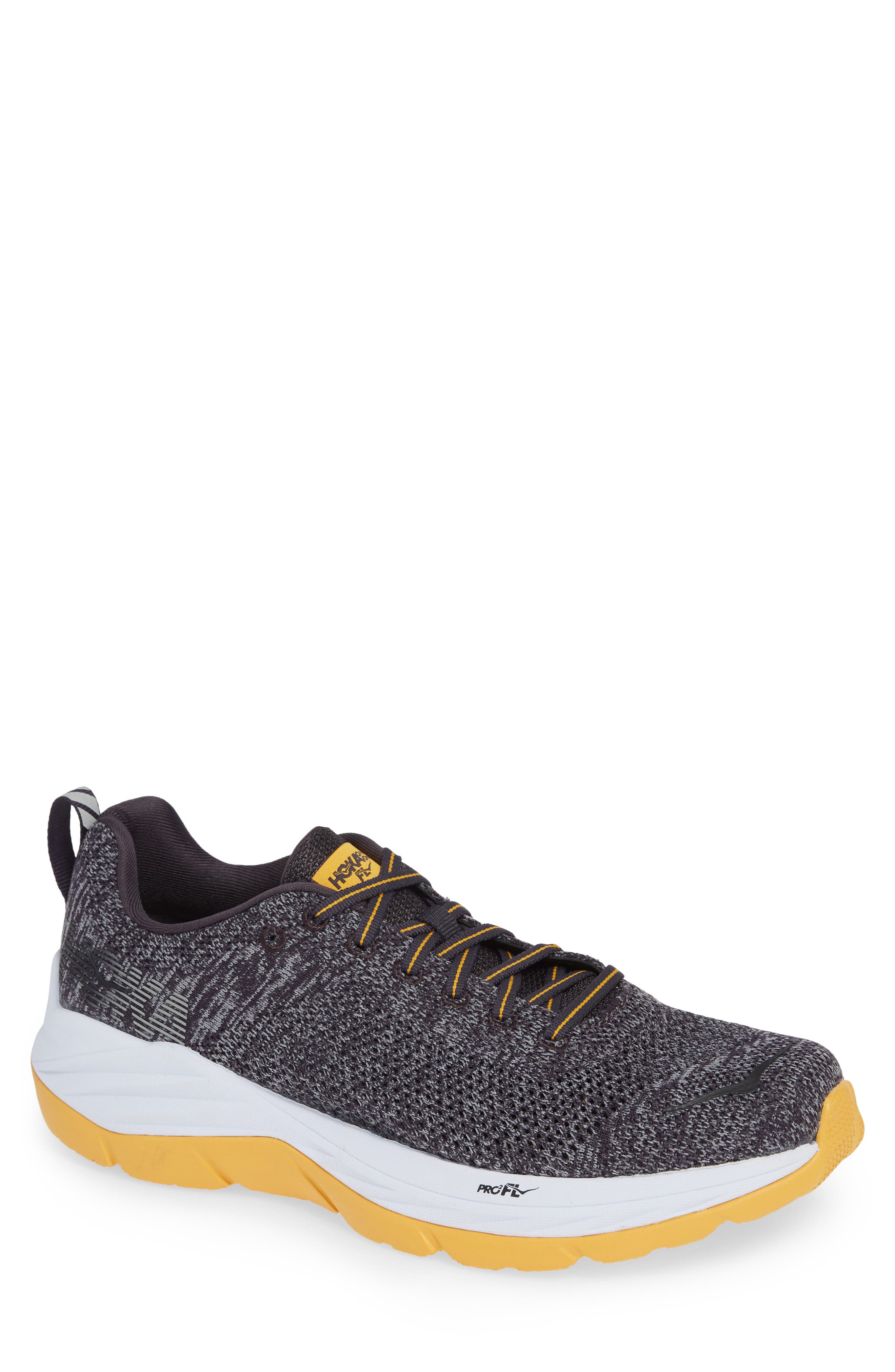 Hoka One One Mach Running Shoe, Grey