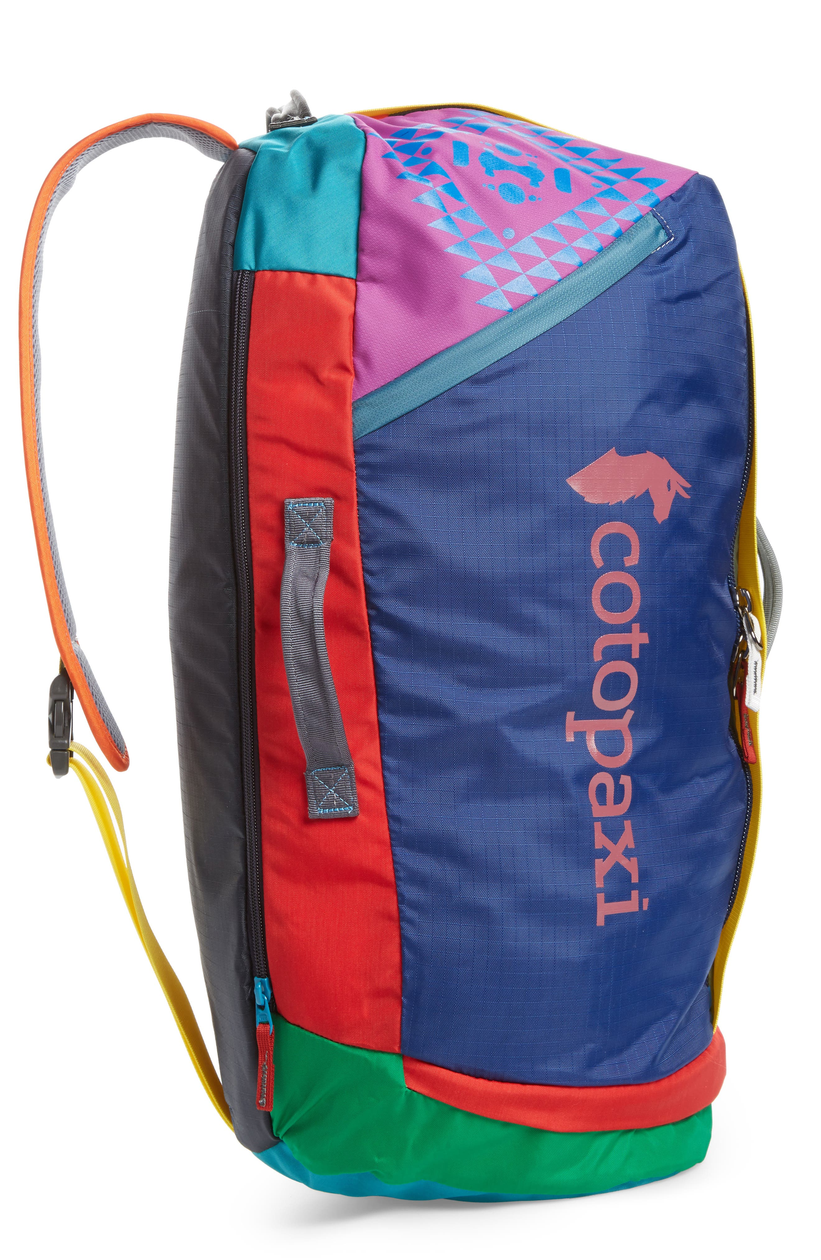 Uyuni One of a Kind Duffel Backpack,                             Alternate thumbnail 5, color,