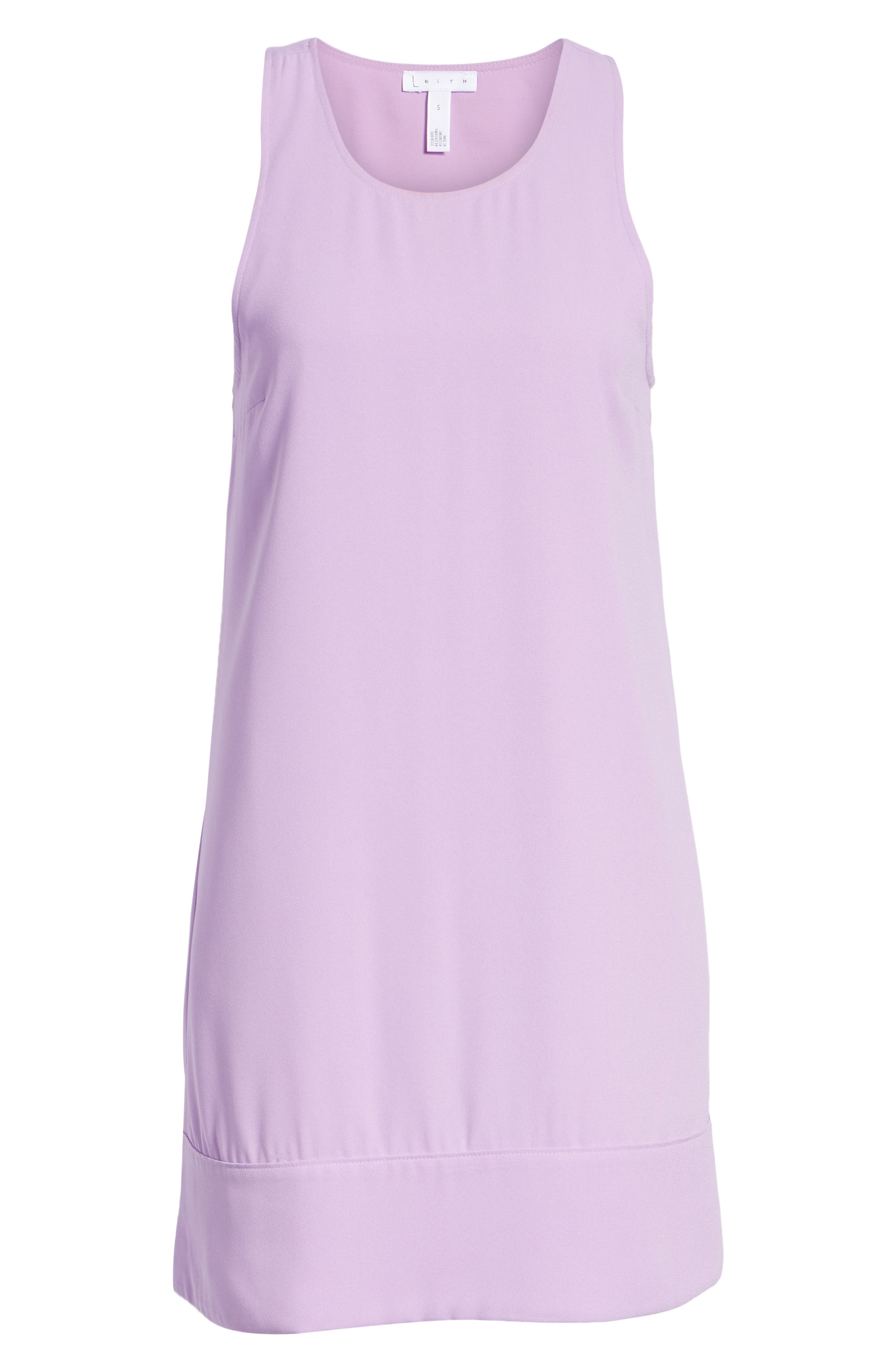 Racerback Shift Dress,                             Alternate thumbnail 196, color,