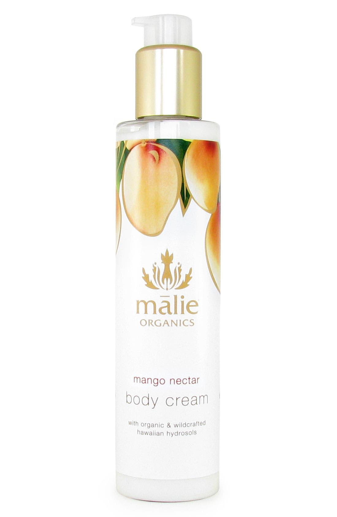 Organic Body Cream,                         Main,                         color, PIKAKE