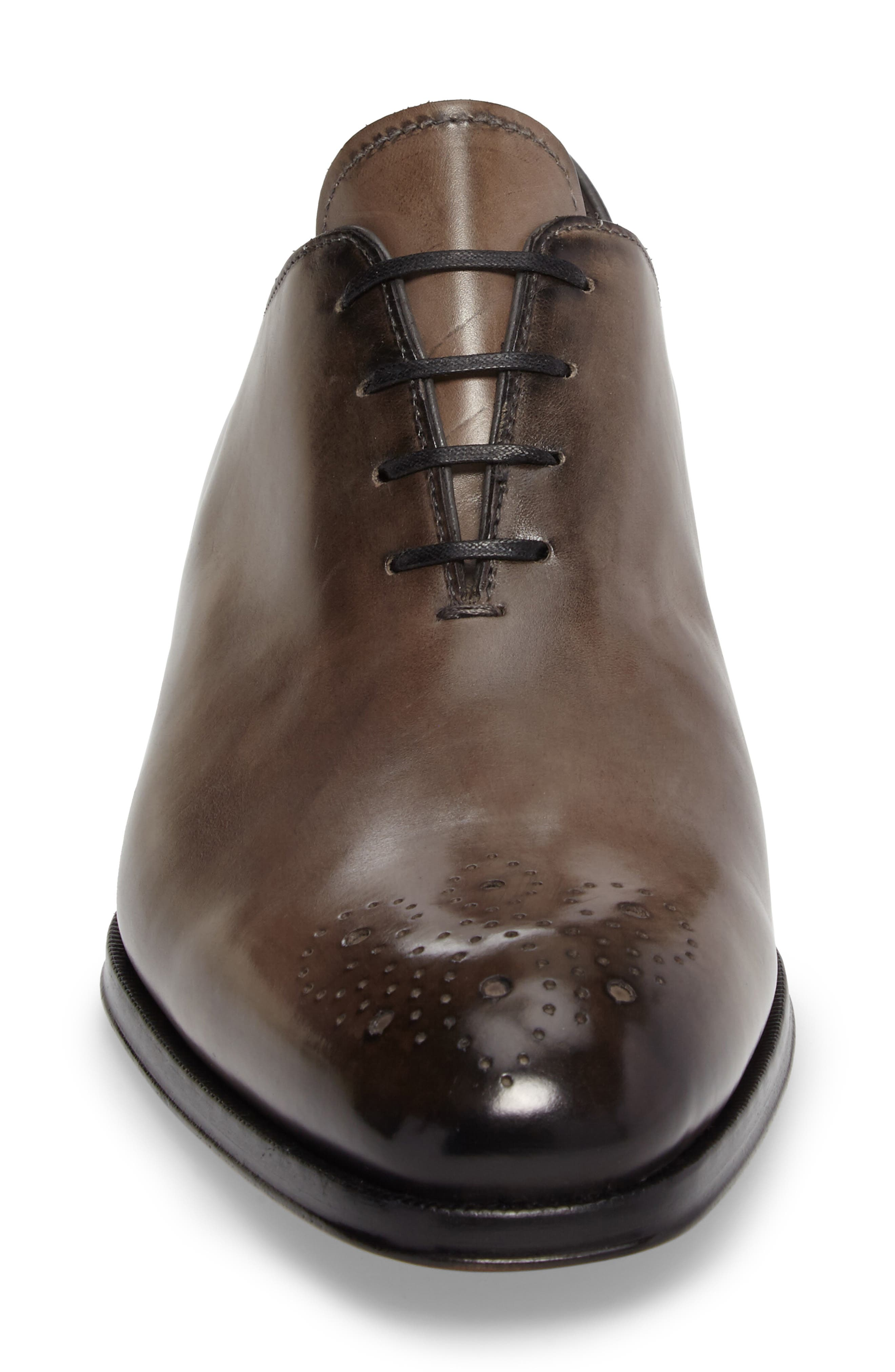 Bateman Brogue Oxford,                             Alternate thumbnail 4, color,                             024