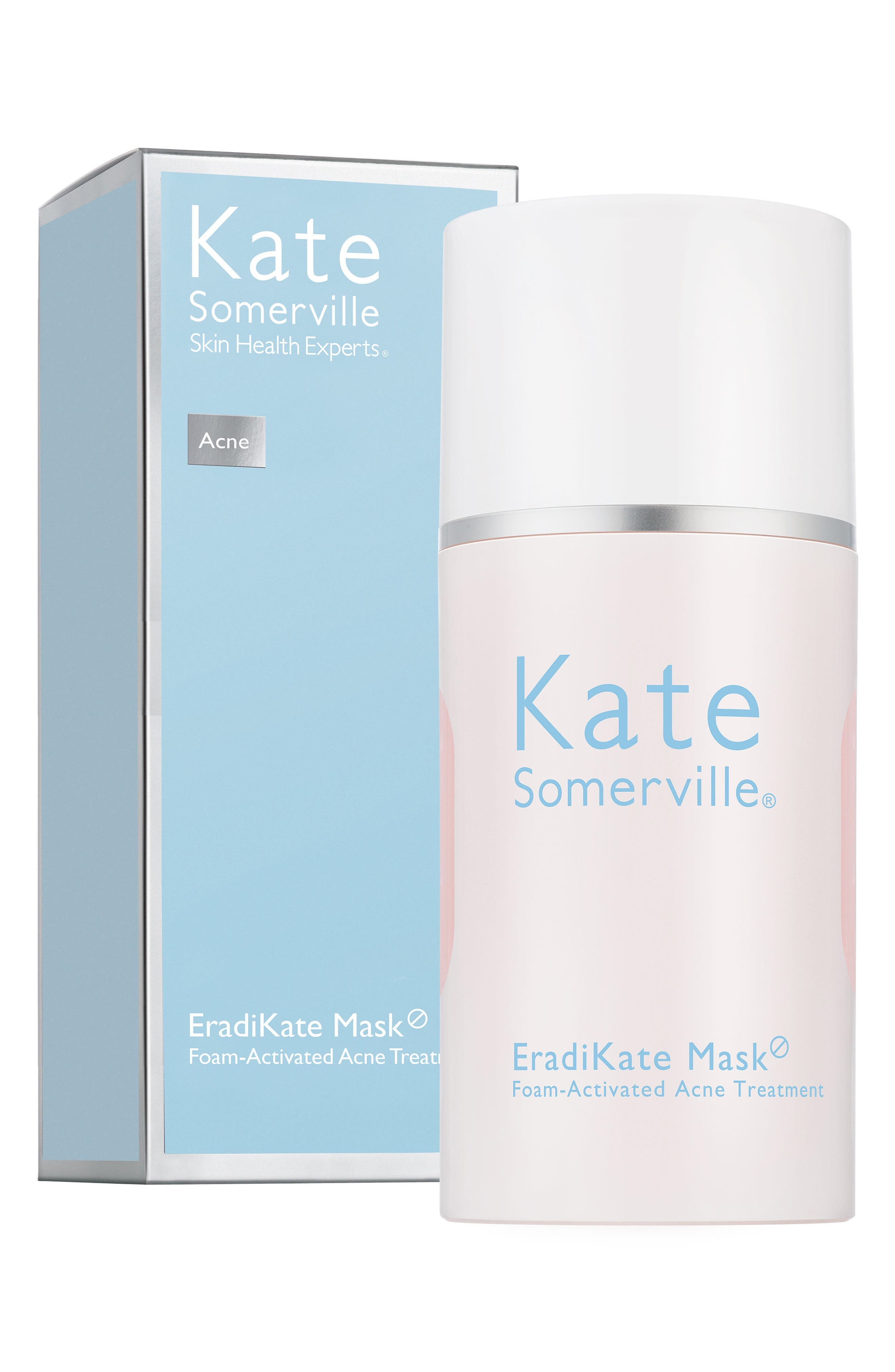 'EradiKate' Mask Foam-Activated Acne Treatment,                             Alternate thumbnail 3, color,                             NO COLOR