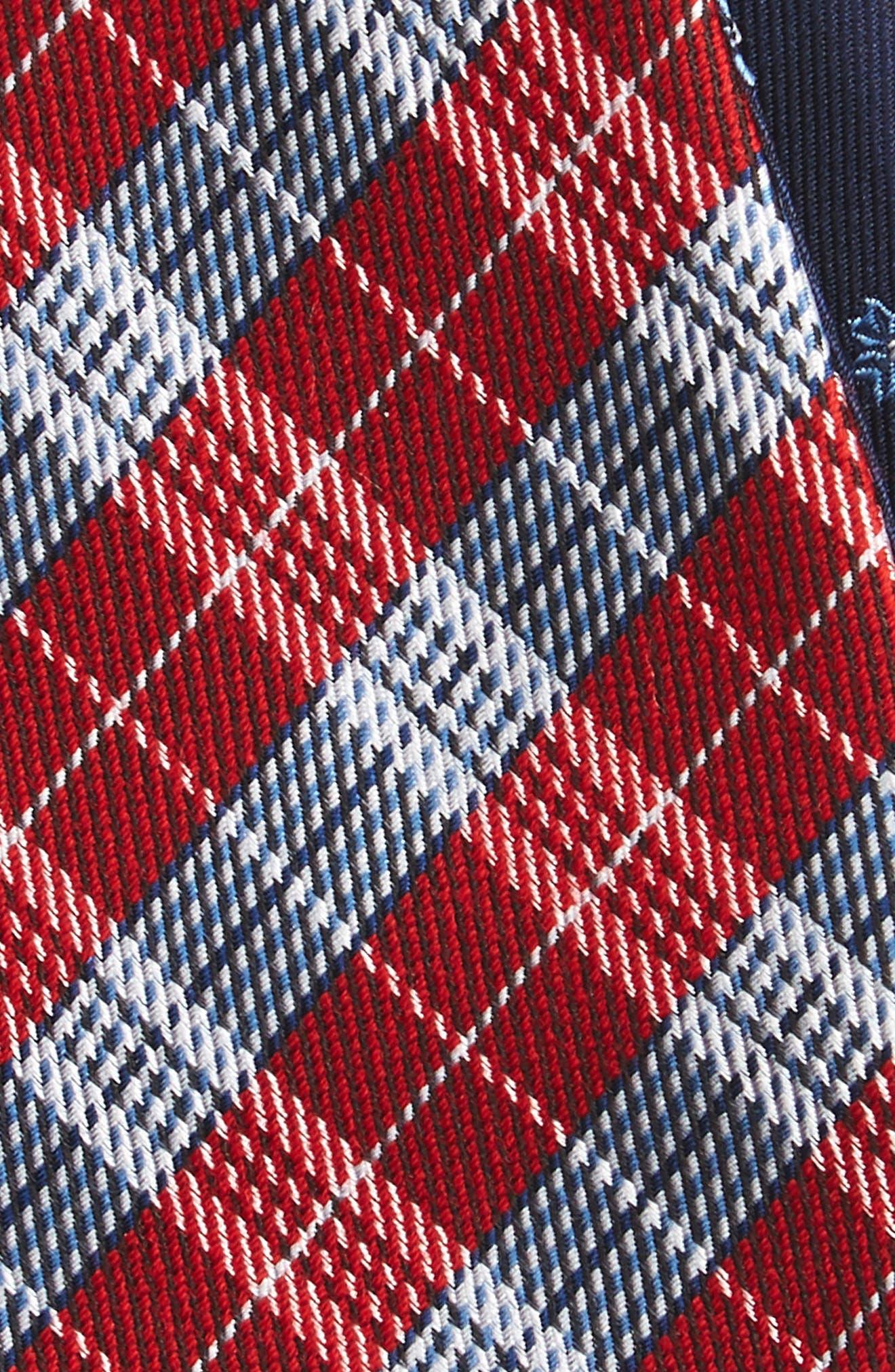 Emerson Reversible Silk Bow Tie,                             Alternate thumbnail 13, color,