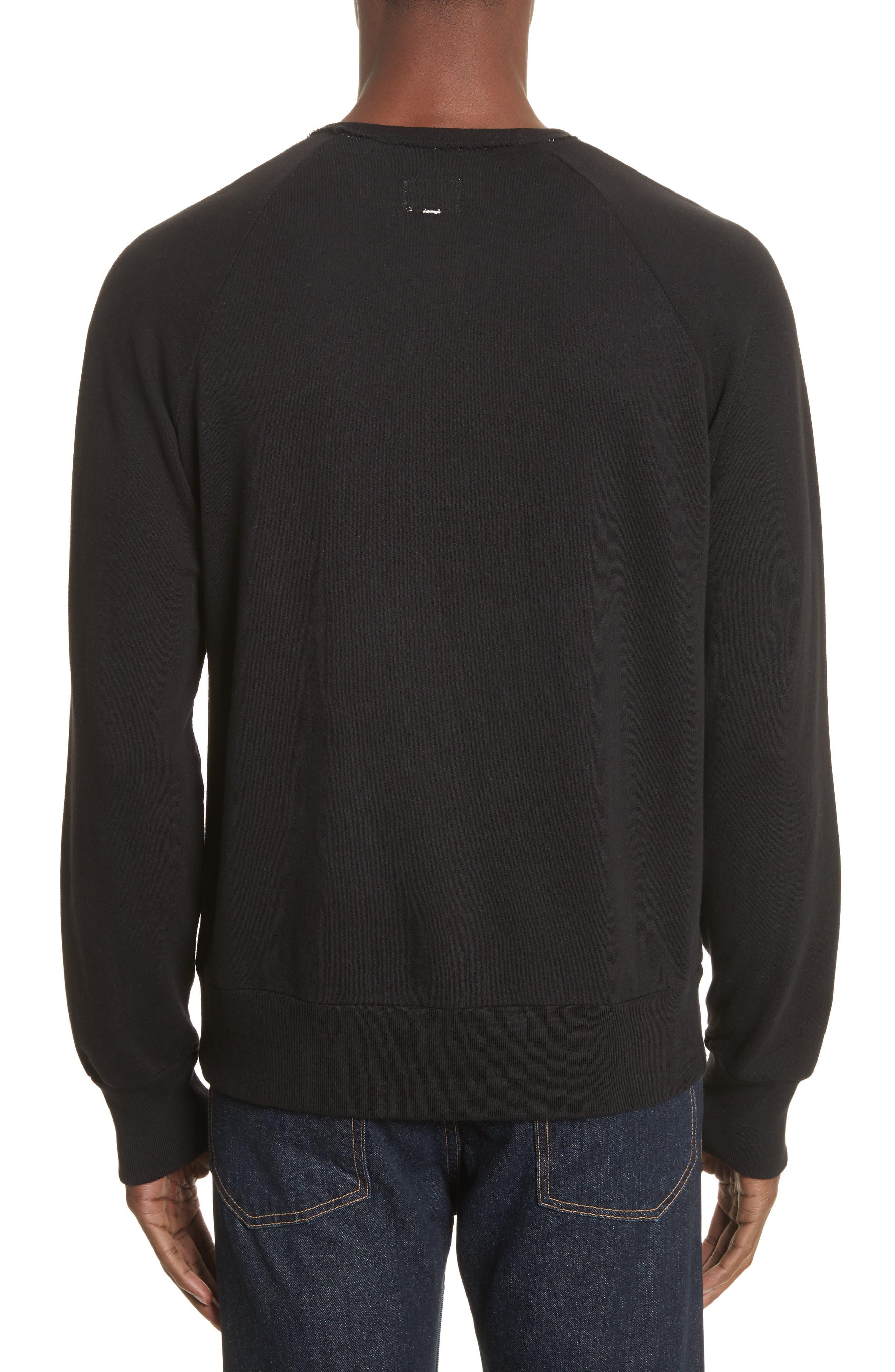 Standard Issue Crewneck Sweatshirt,                             Alternate thumbnail 4, color,