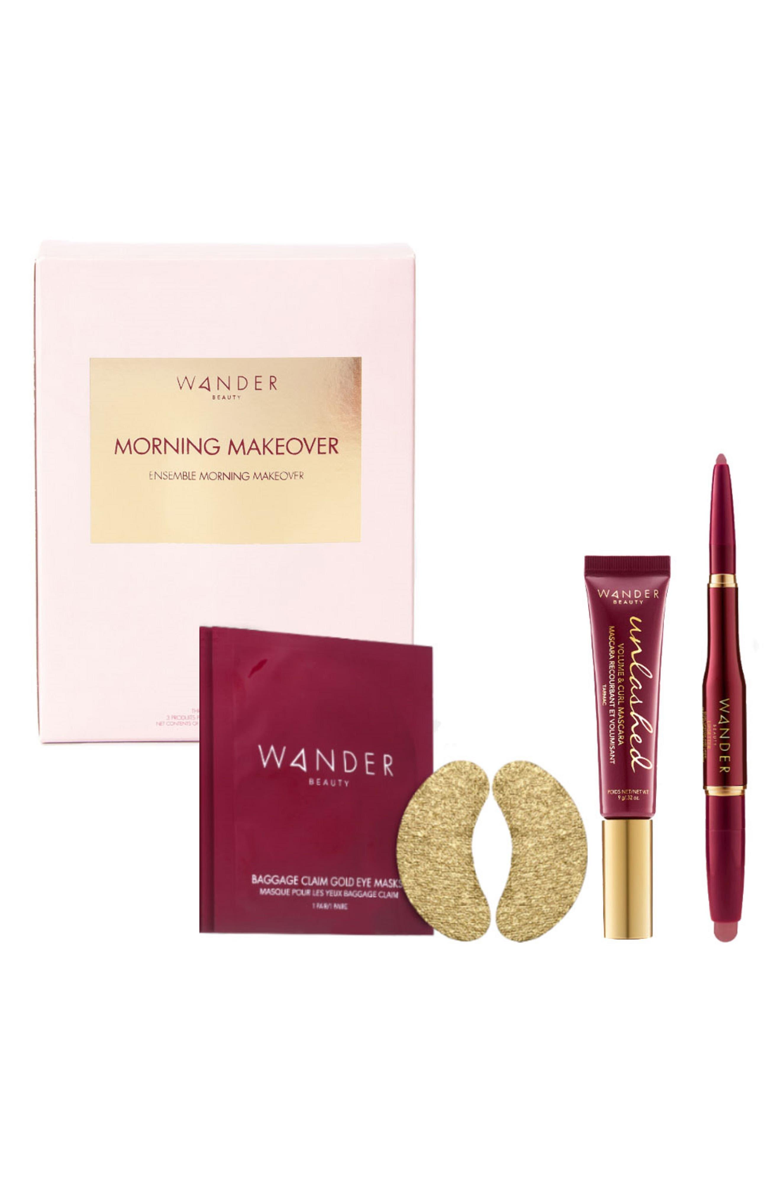 Morning Makeover Kit,                             Main thumbnail 1, color,                             000