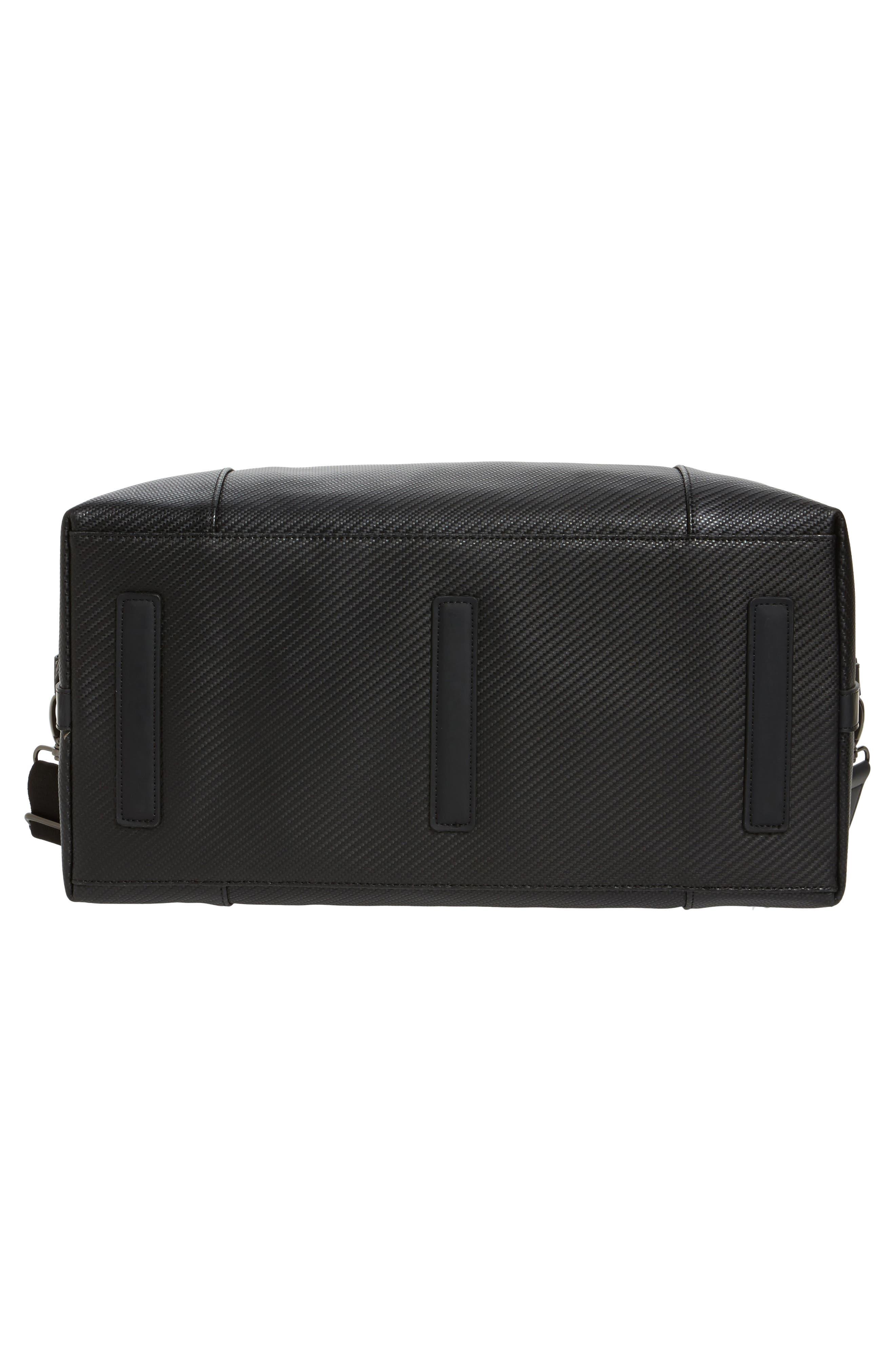 Novana Leather Duffel Bag,                             Alternate thumbnail 6, color,
