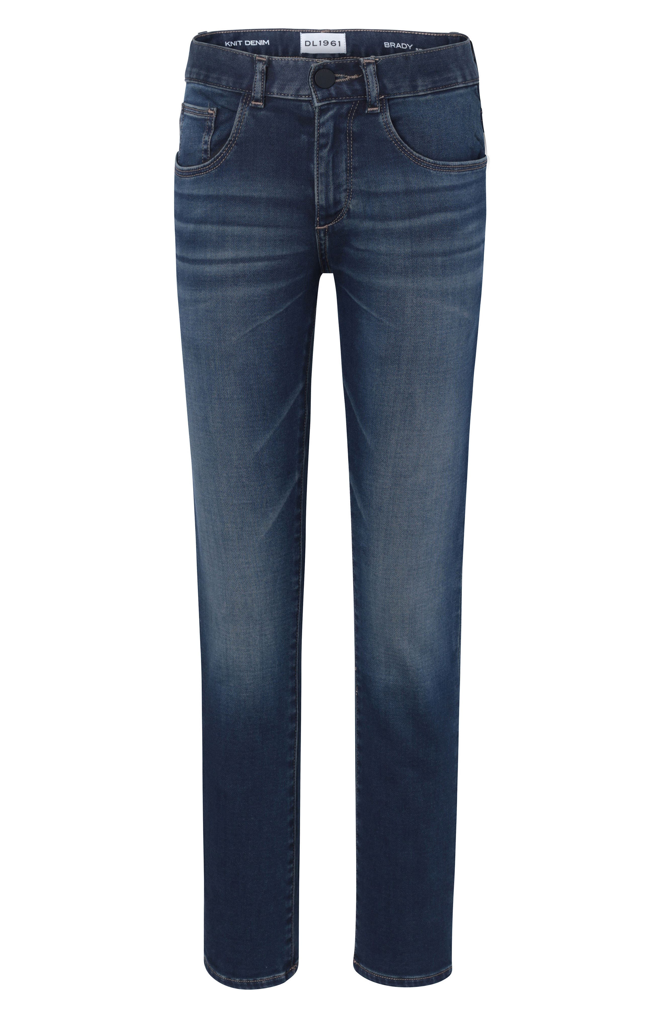 Brady Slim Straight Leg Jeans,                         Main,                         color, VIBES
