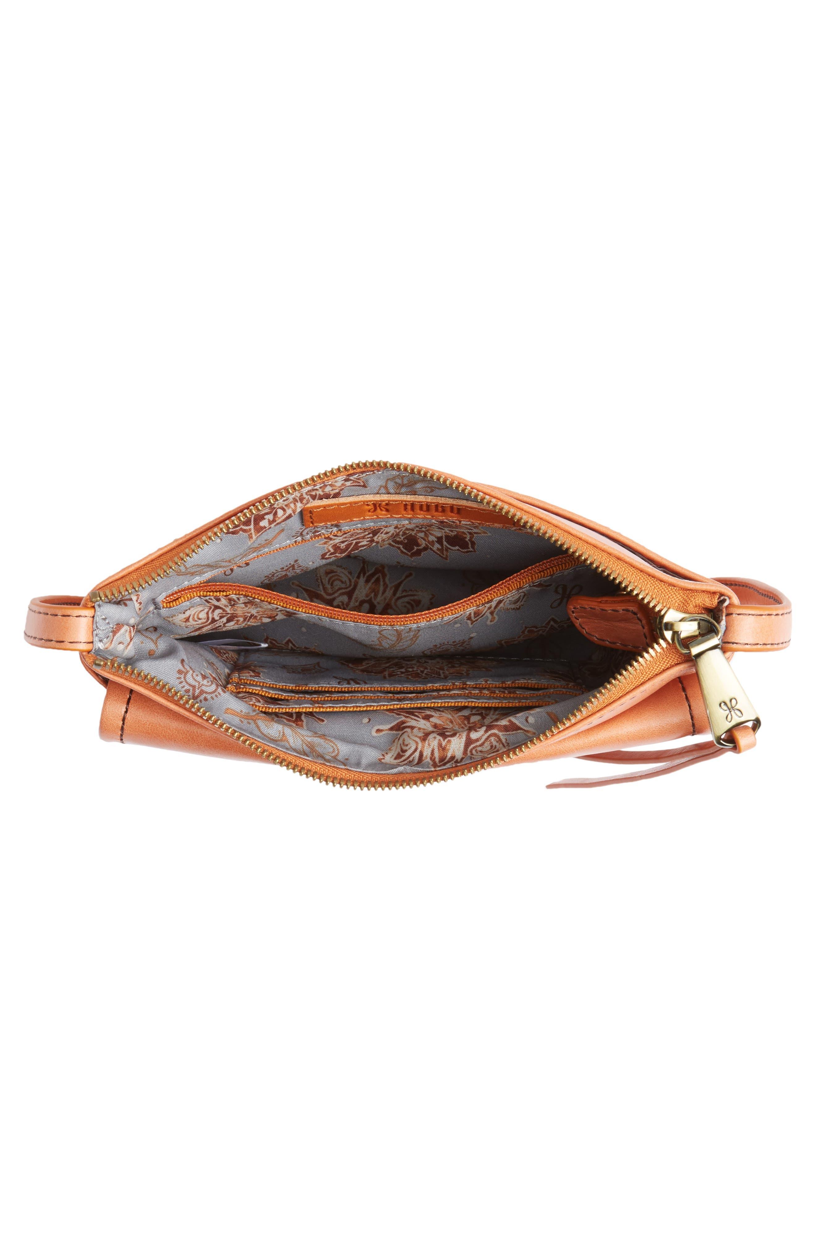 Amble Leather Crossbody Bag,                             Alternate thumbnail 44, color,