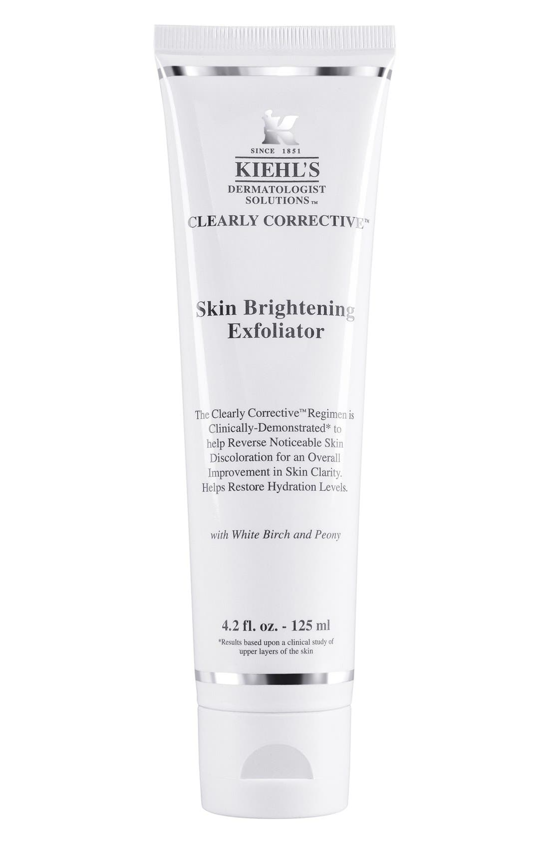 'Clearly Corrective<sup>™</sup>' Skin Brightening Exfoliator, Main, color, 000