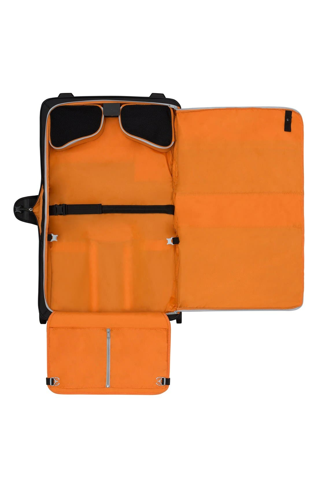 WT 5.0 - East/West Wheeled Garment Bag,                             Alternate thumbnail 3, color,                             001