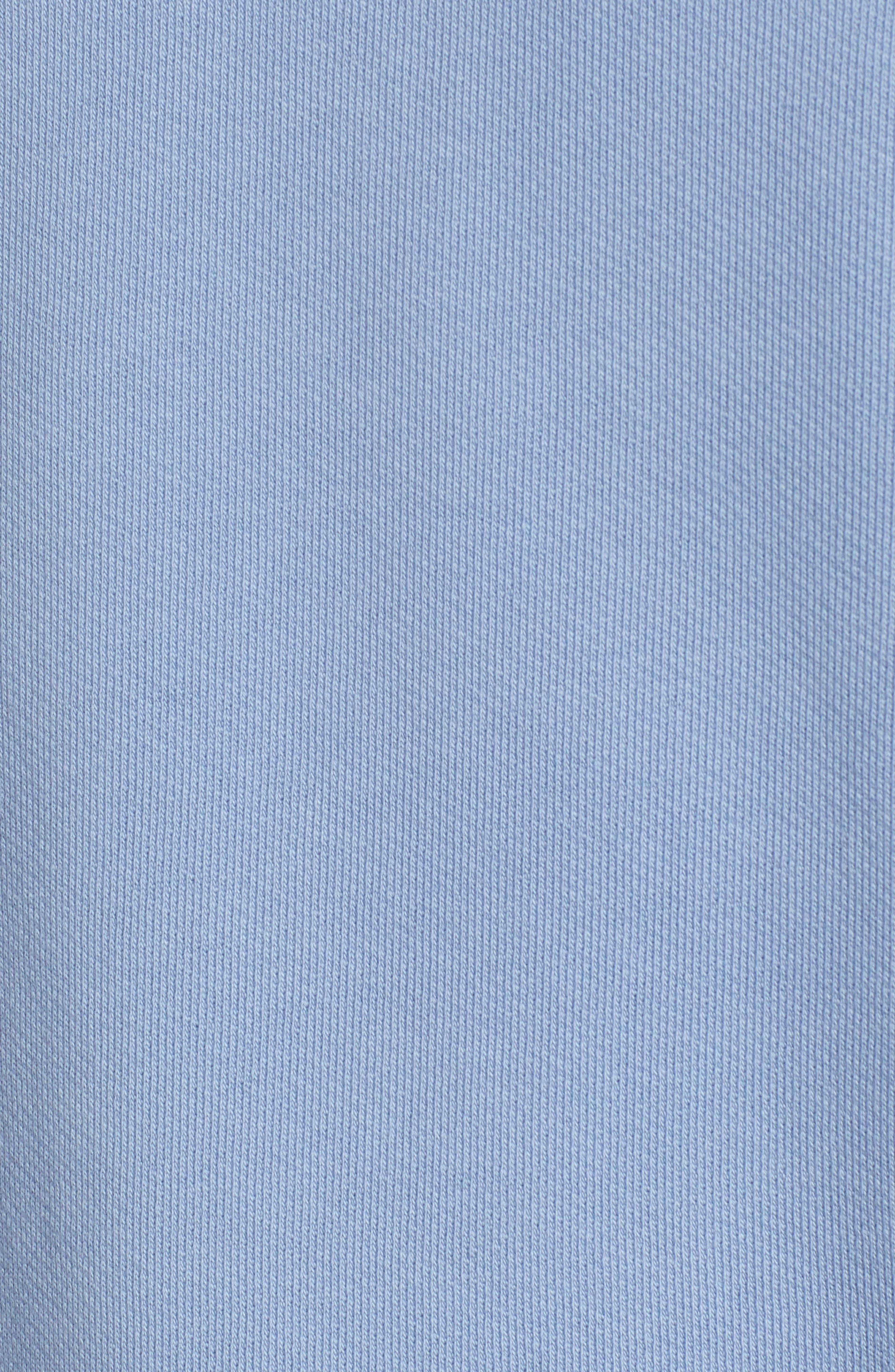 Cotton Terry Sweatshirt,                             Alternate thumbnail 9, color,
