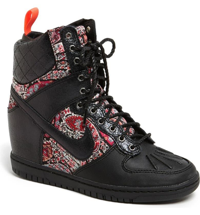 272a8004654d Nike  Dunk Sky Hi Liberty  Wedge Sneaker (Women)