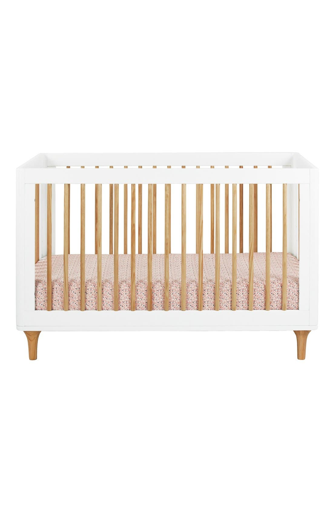 'Lolly' 3-in-1 Convertible Crib,                             Alternate thumbnail 4, color,                             250