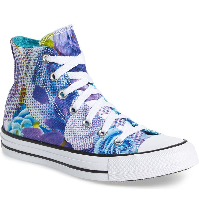 dde0515bb7d1 Converse Chuck Taylor® All Star®  Digital Floral  High Top (Women ...