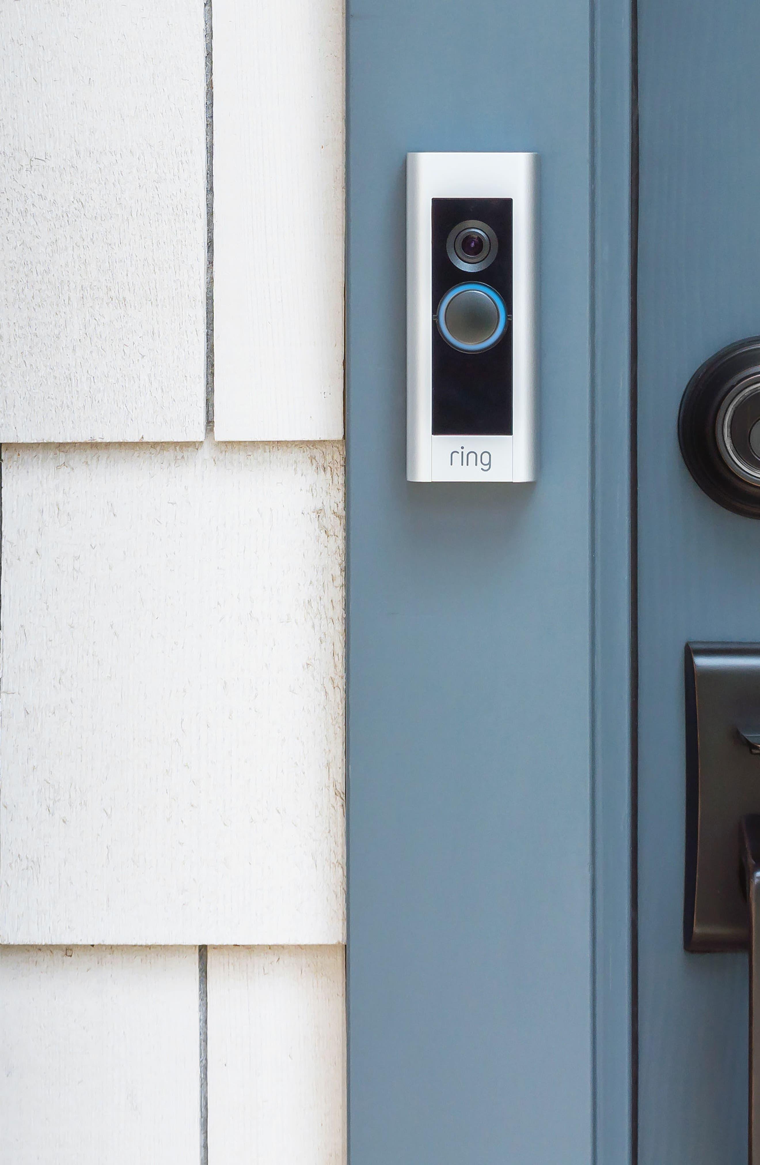 Video Doorbell Pro,                             Alternate thumbnail 4, color,                             SATIN