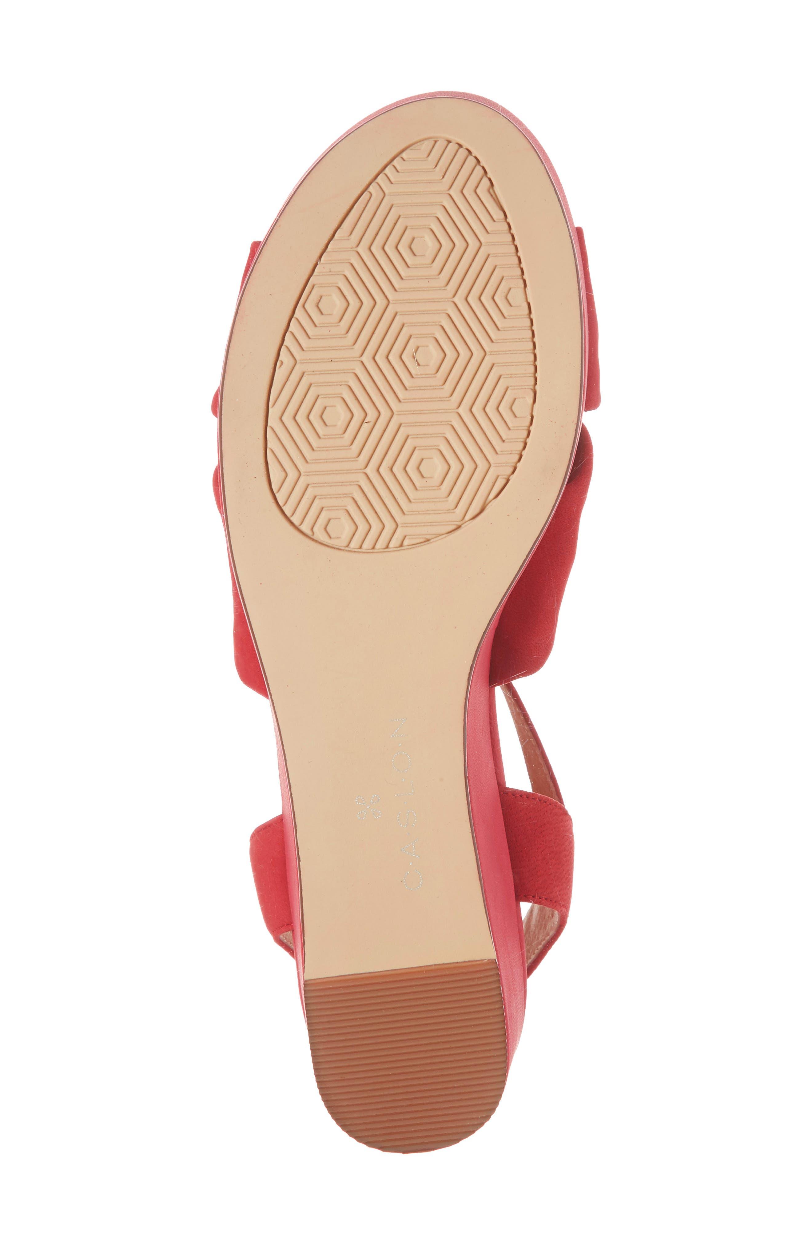 Ryder Platform Sandal,                             Alternate thumbnail 24, color,