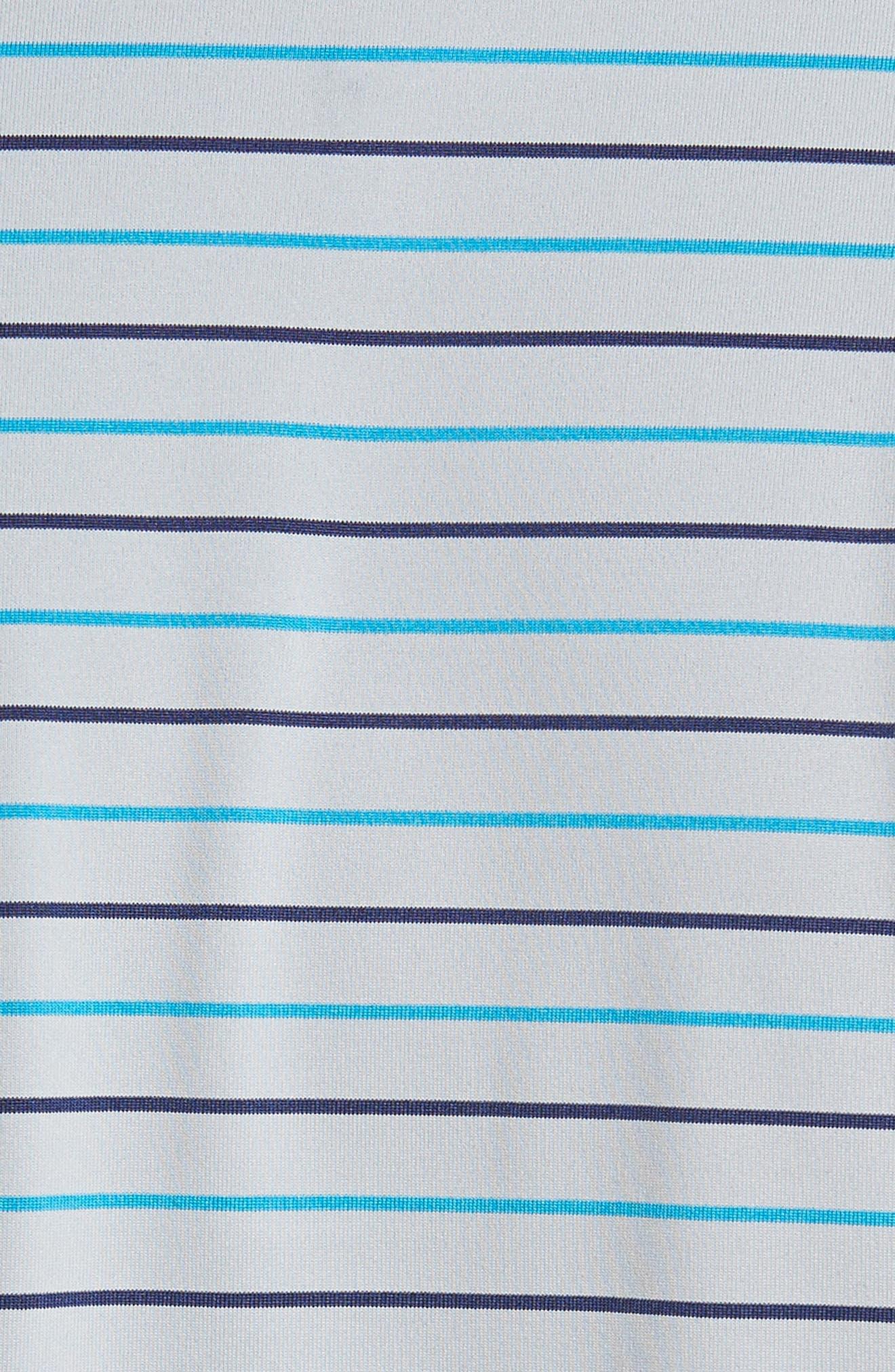 XH2O Tavern Stripe Polo,                             Alternate thumbnail 5, color,                             052