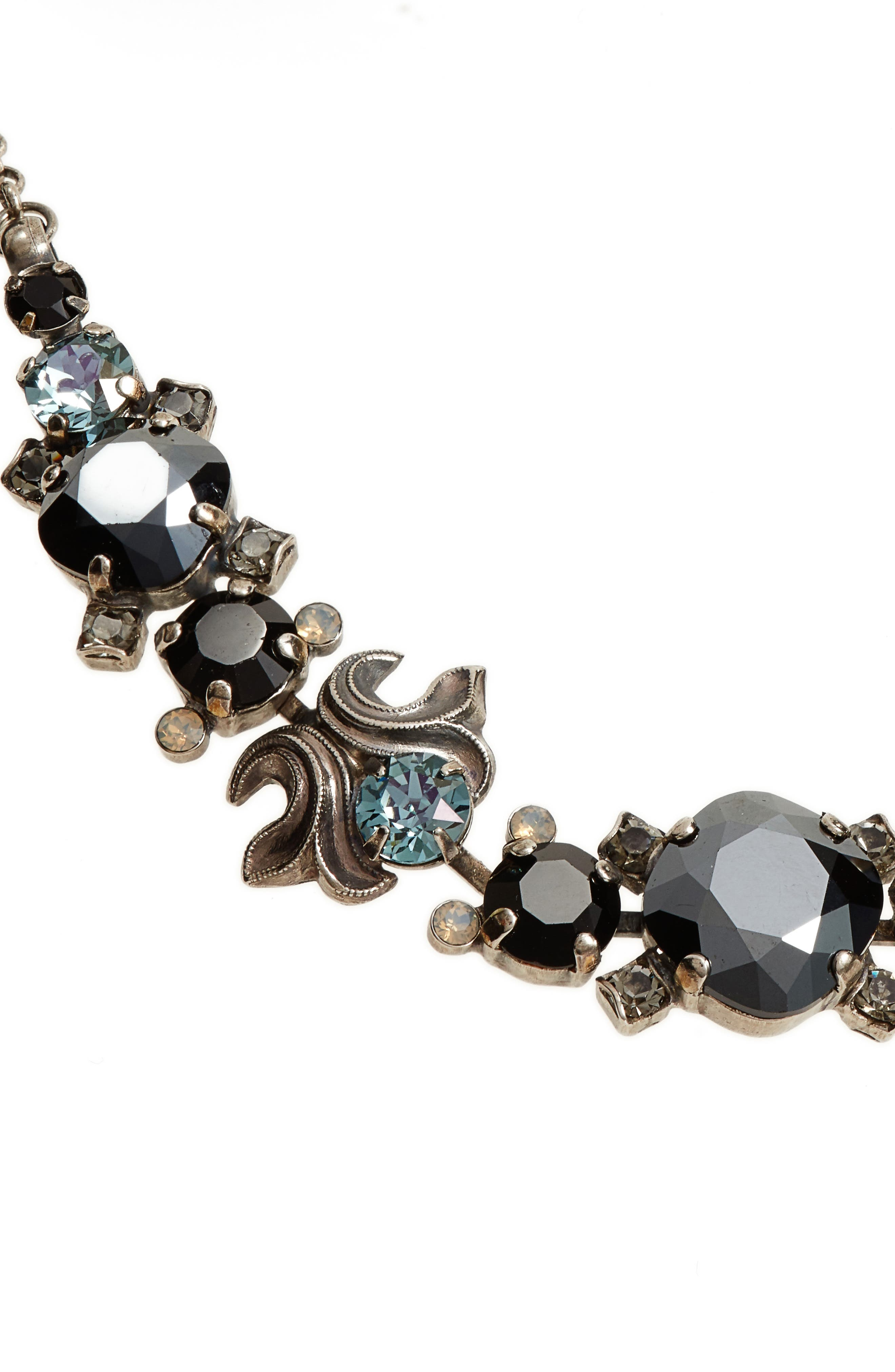 Balsam Frontal Necklace,                             Main thumbnail 1, color,                             001