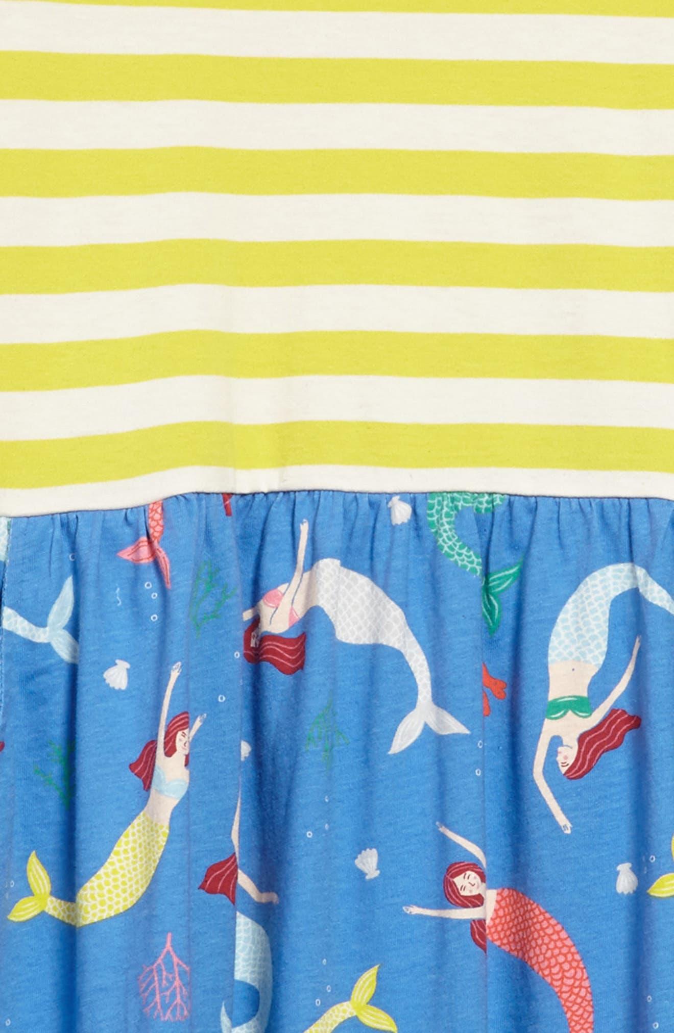 Hotchpotch Jersey Dress,                             Alternate thumbnail 10, color,