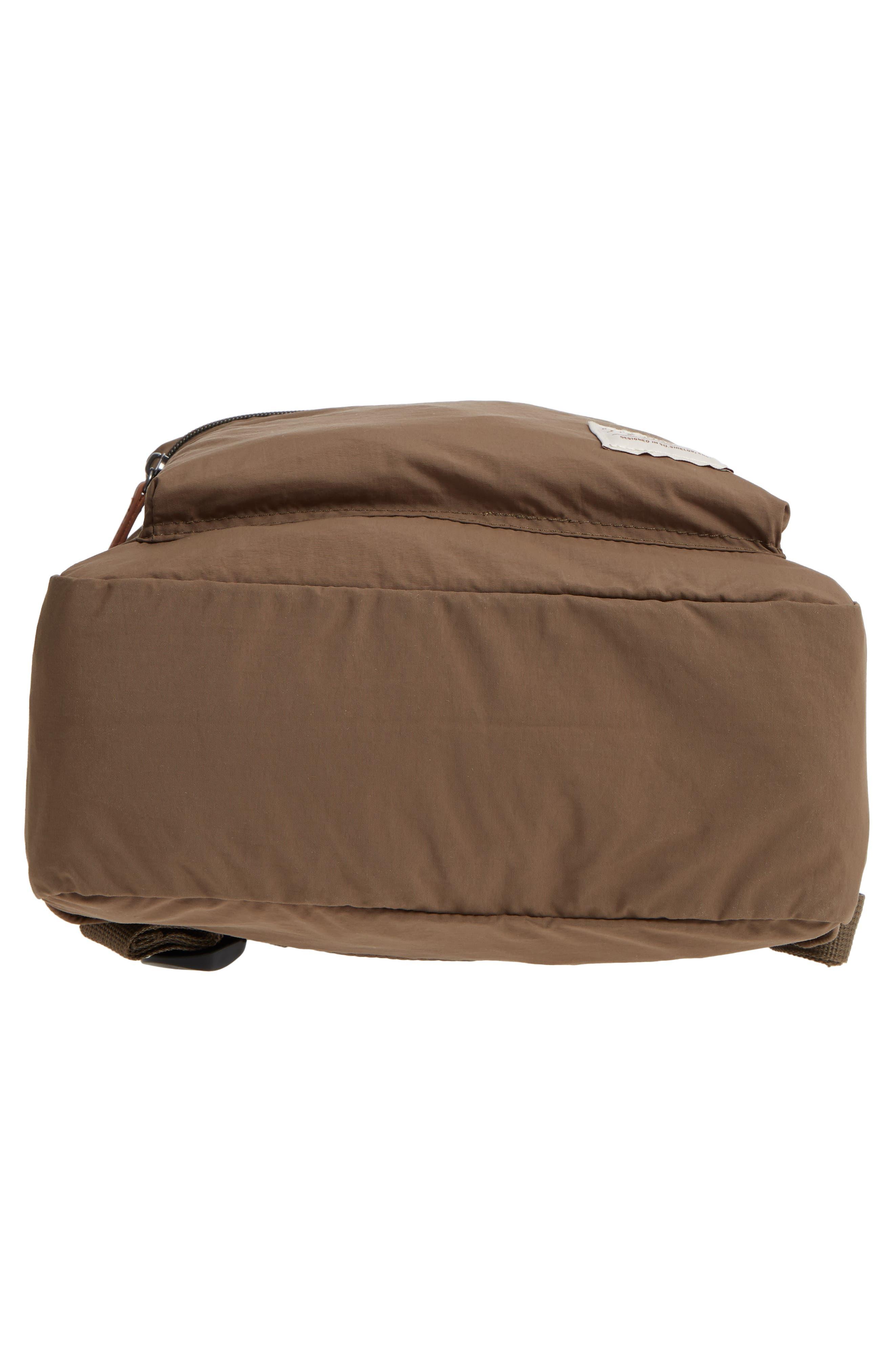 Beauly Packable Backpack,                             Alternate thumbnail 6, color,                             KHAKI