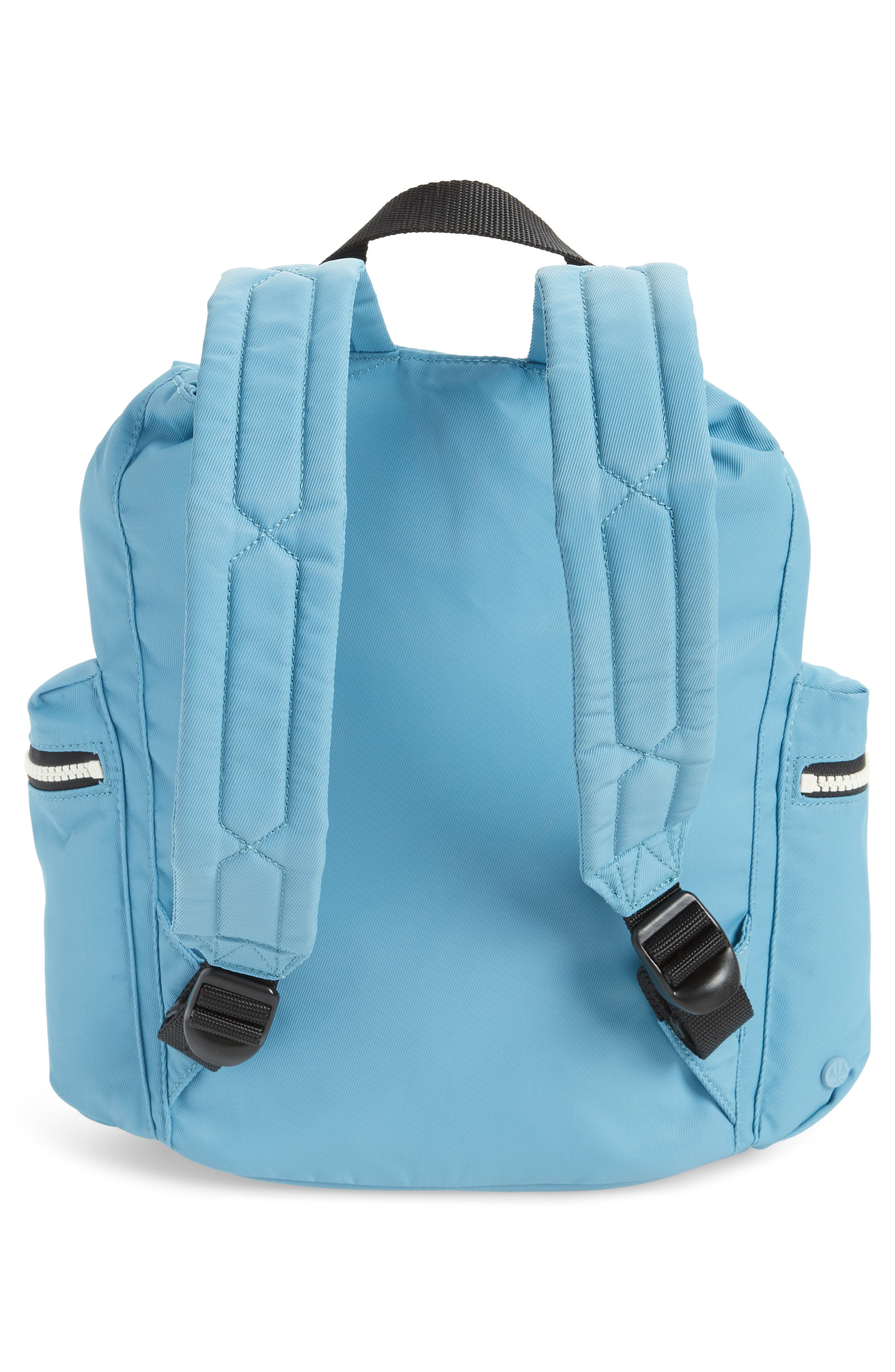 Original Mini Top Clip Nylon Backpack,                             Alternate thumbnail 8, color,