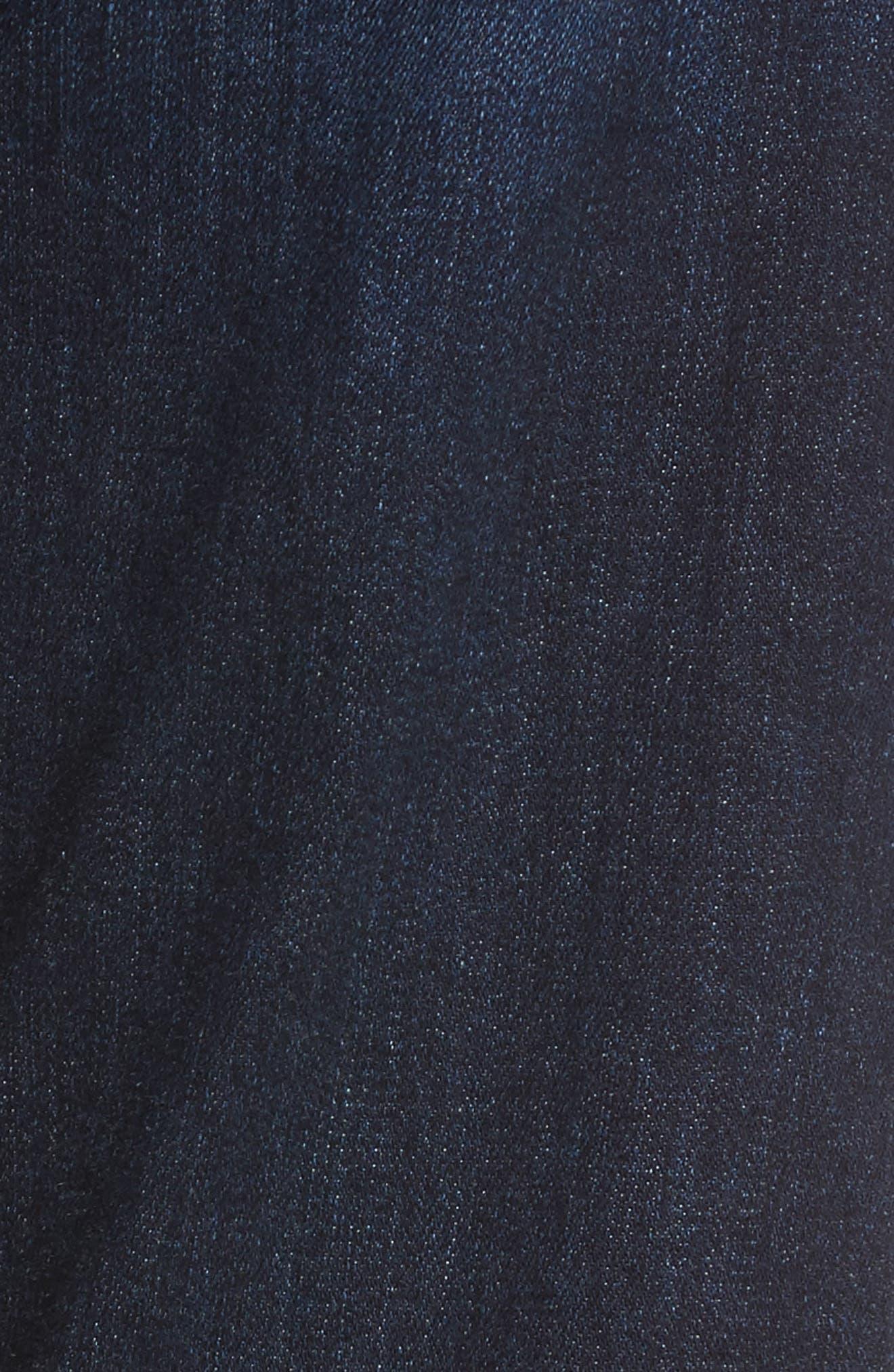 Josefina High Waist Crop Boyfriend Jeans,                             Alternate thumbnail 10, color,