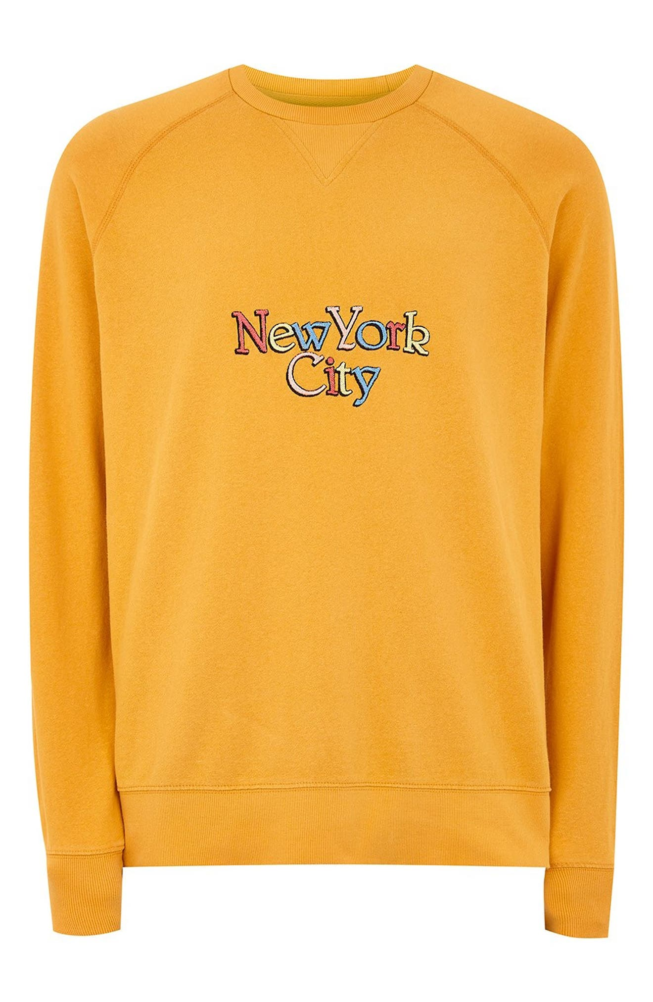 New York Classic Sweater,                             Alternate thumbnail 4, color,                             700