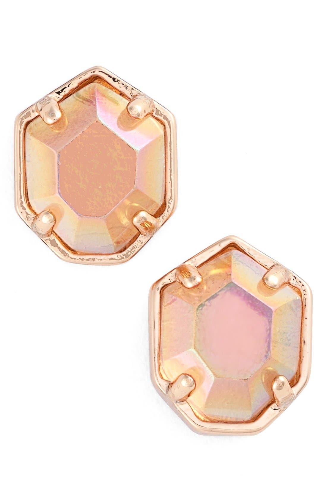 'Logan' Stud Earrings,                             Main thumbnail 11, color,